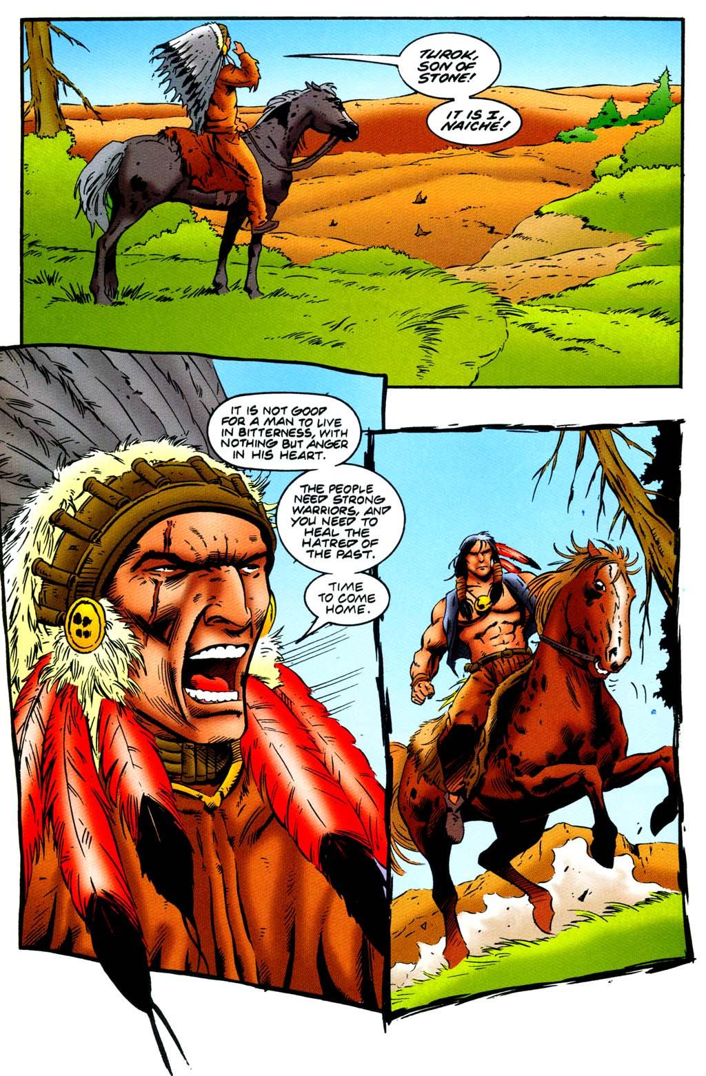 Read online Turok, Dinosaur Hunter (1993) comic -  Issue #44 - 17