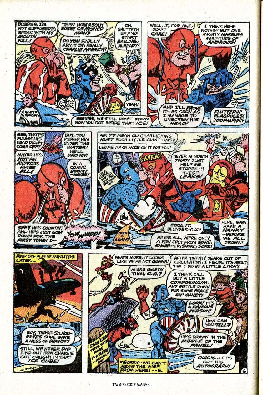 Read online Captain America (1968) comic -  Issue # _Annual 2 - 48