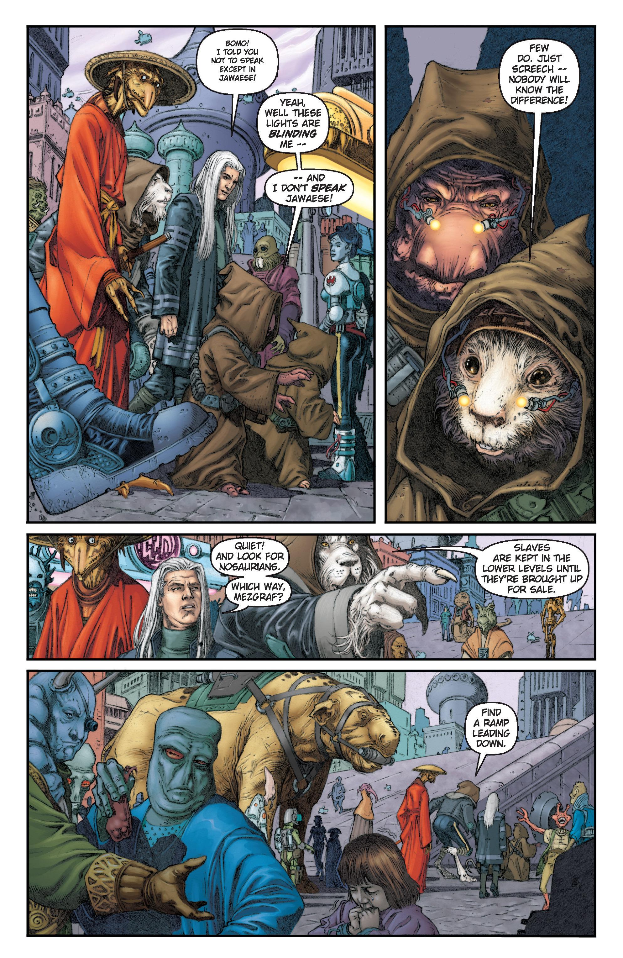 Read online Star Wars Omnibus comic -  Issue # Vol. 31 - 107