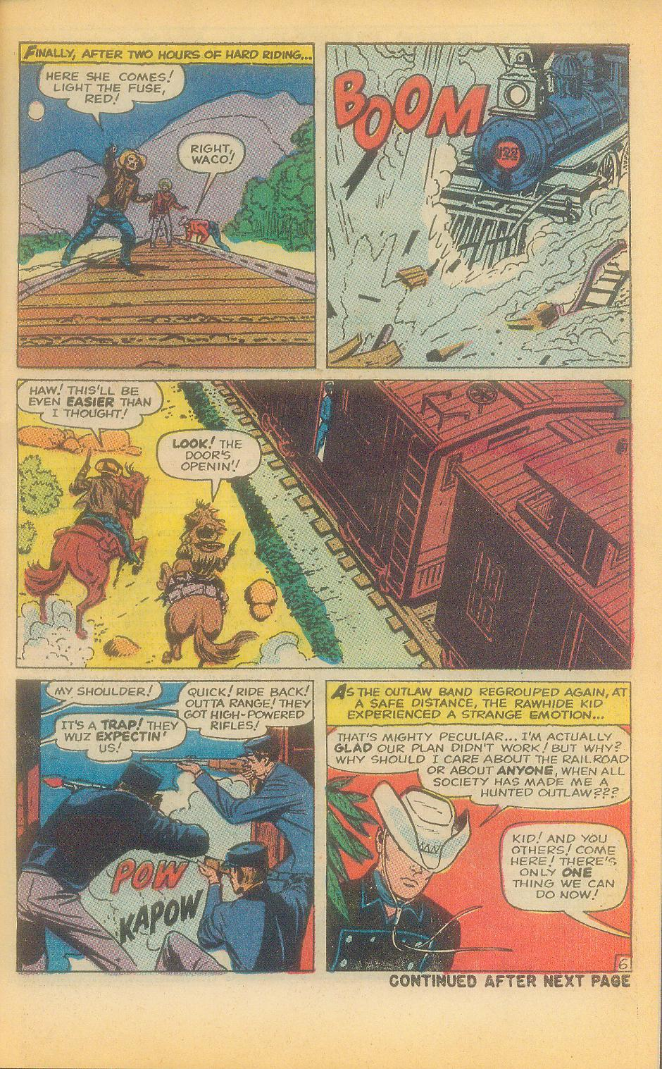 The Rawhide Kid (1955) issue 92 - Page 25