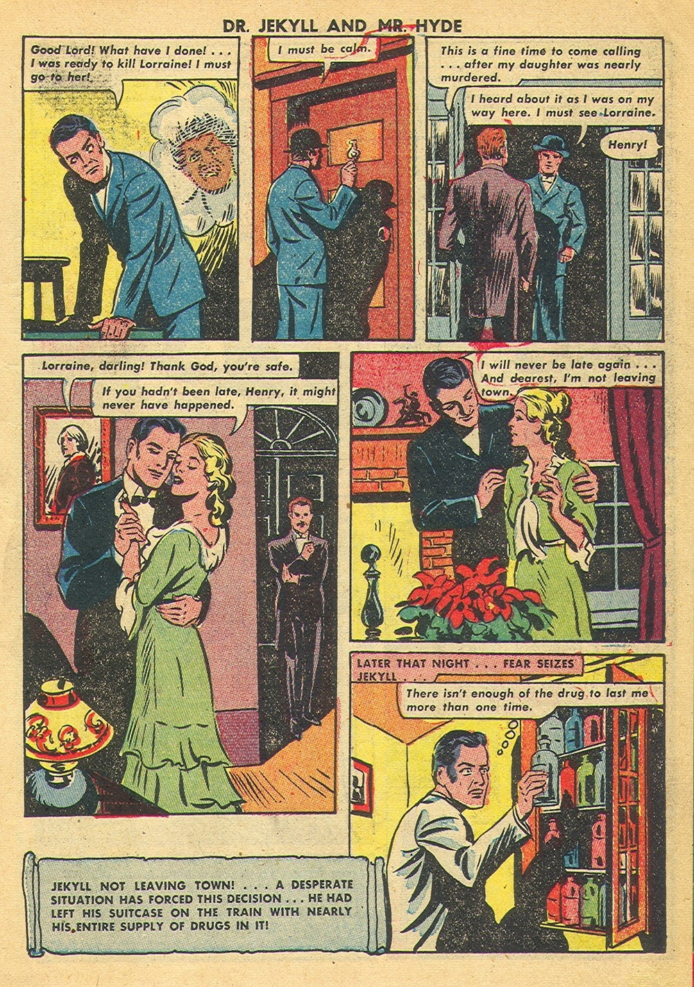 Classics Illustrated issue 13 - Page 33