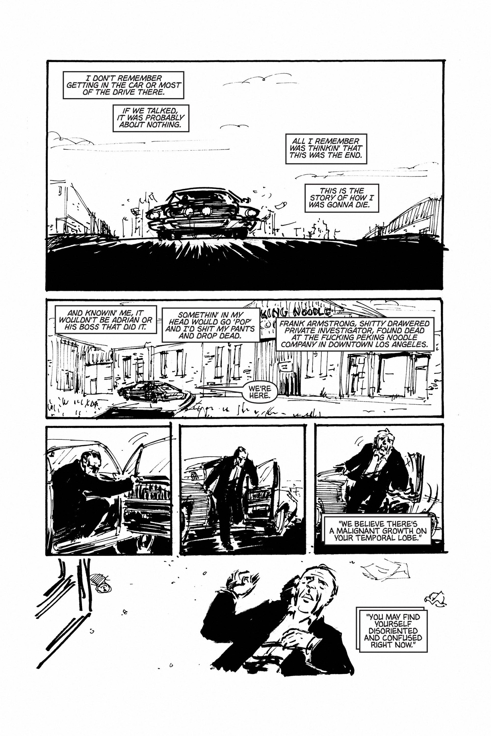 Read online Tumor comic -  Issue # TPB - 17