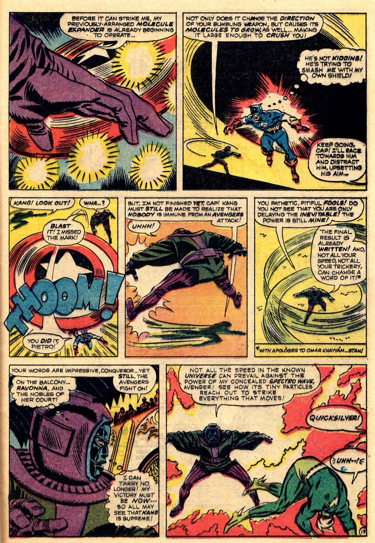 The Avengers (1963) 23 Page 24