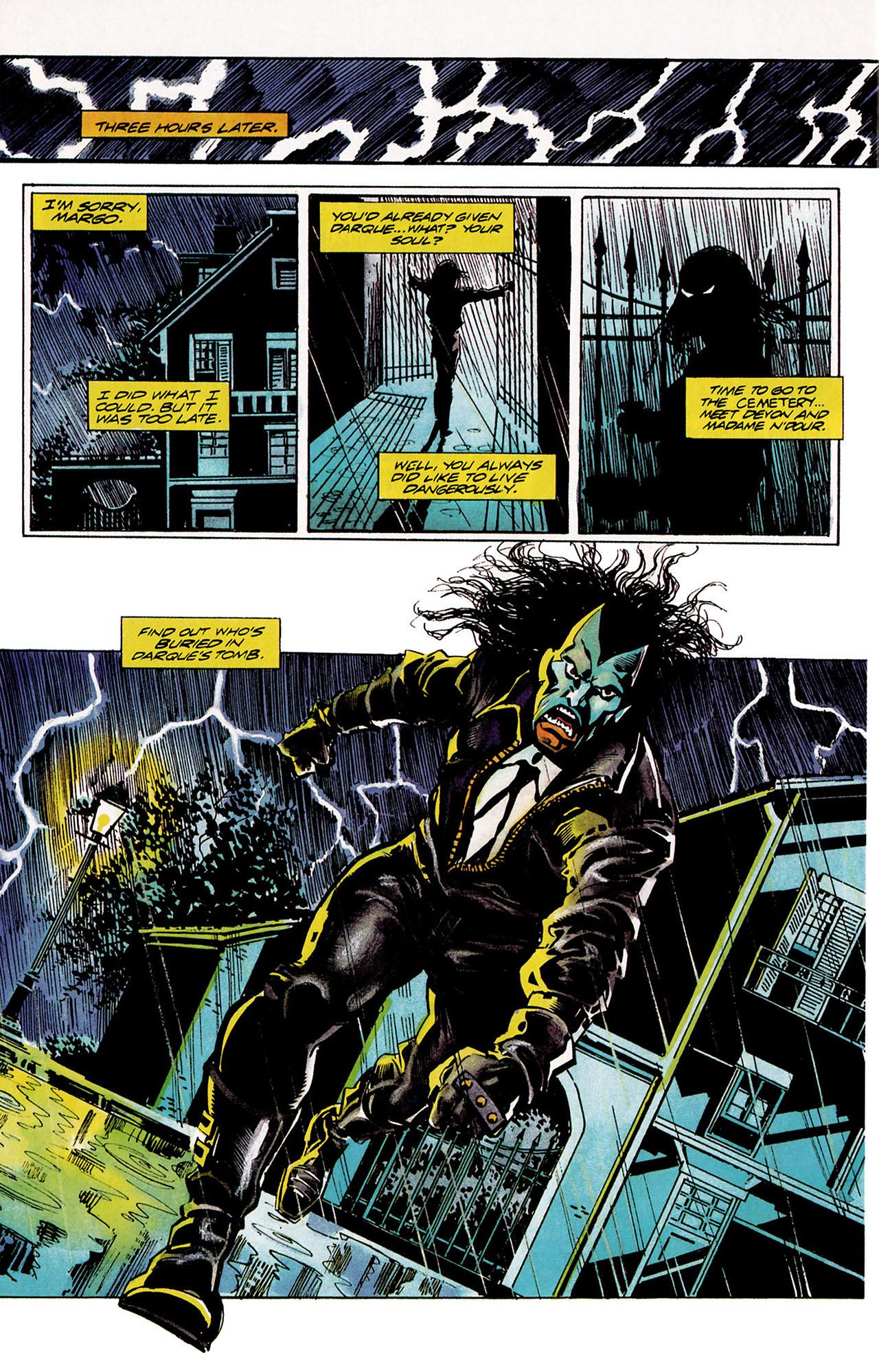 Read online Shadowman (1992) comic -  Issue #11 - 13