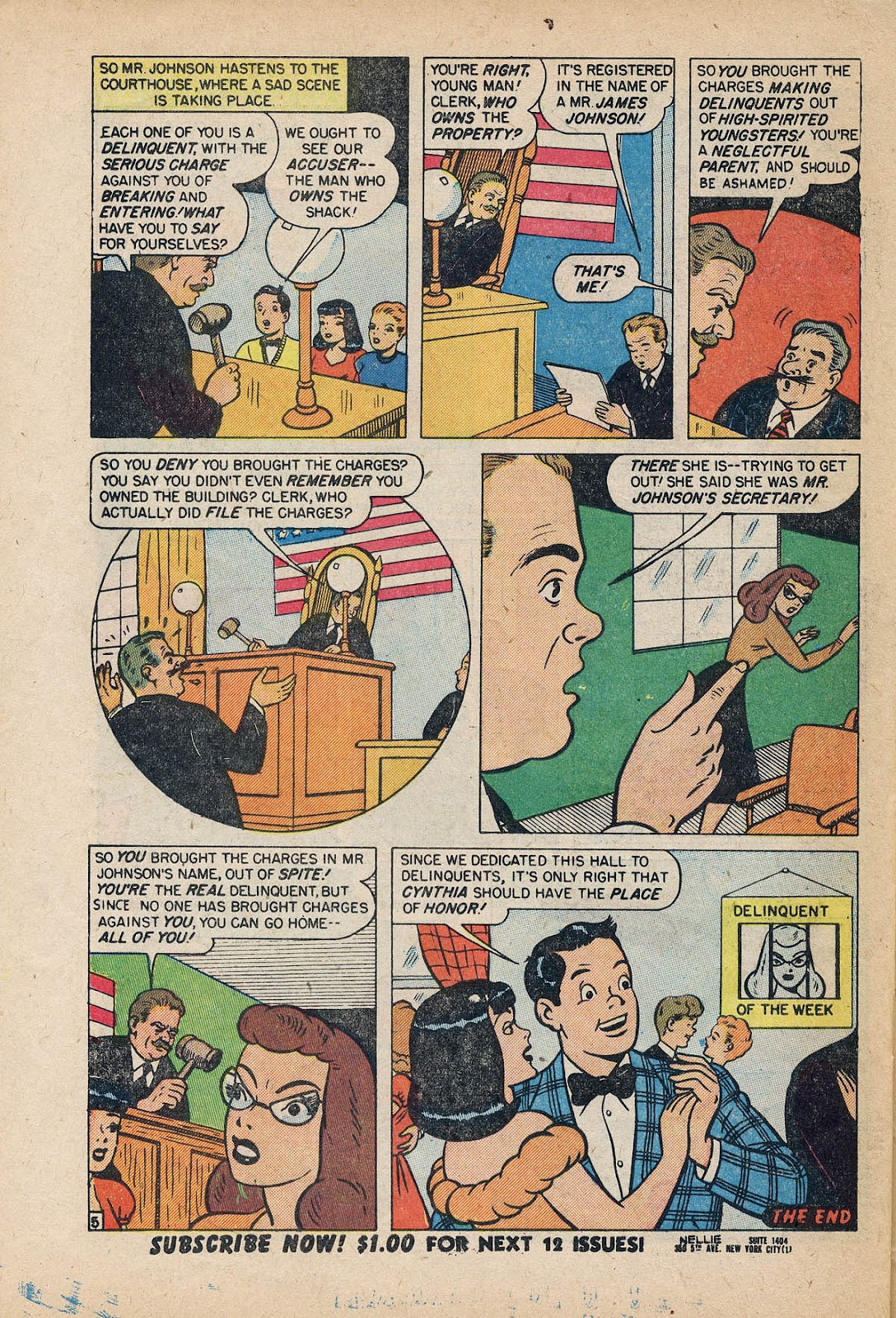 Nellie The Nurse (1945) issue 27 - Page 24