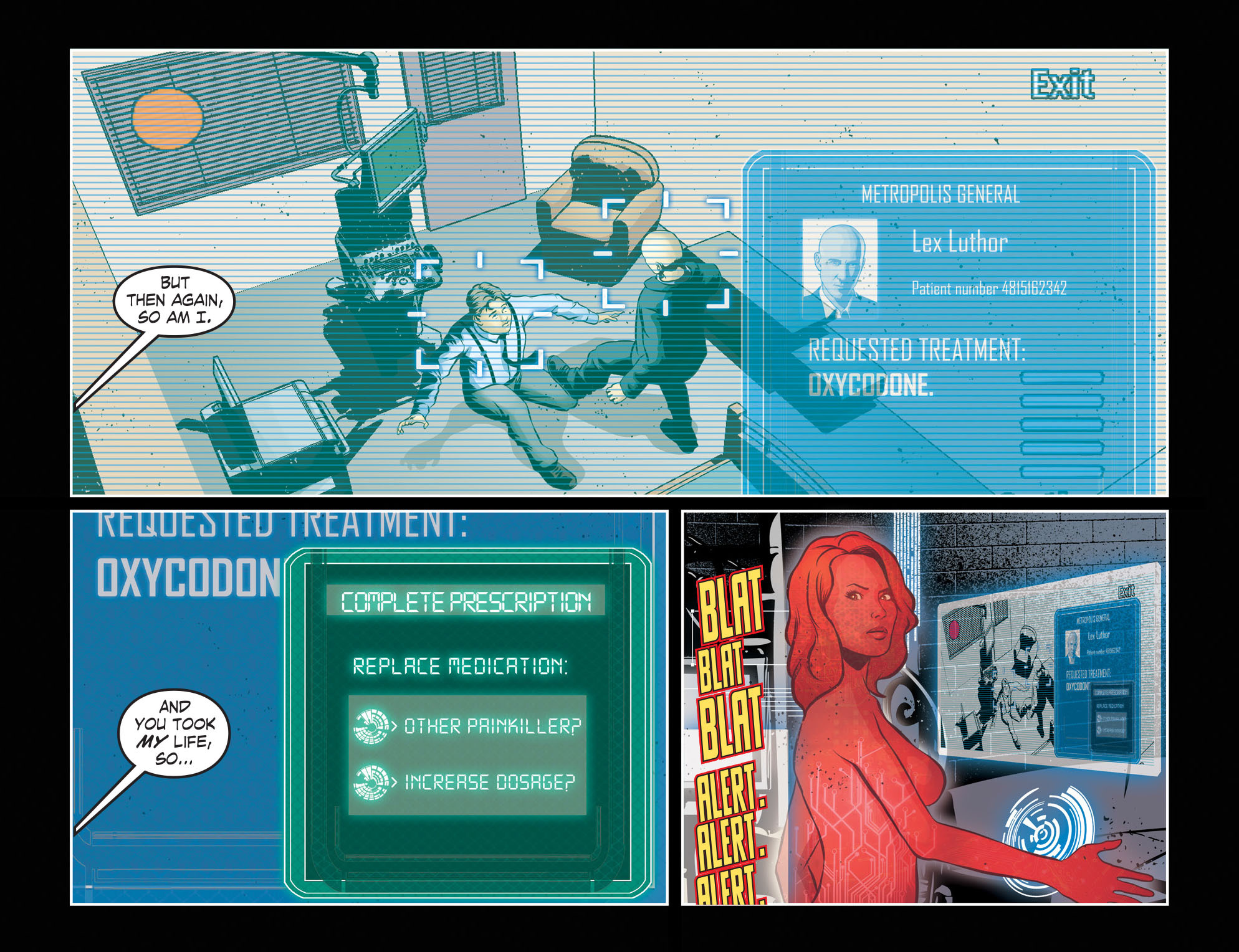 Read online Smallville: Season 11 comic -  Issue #55 - 10
