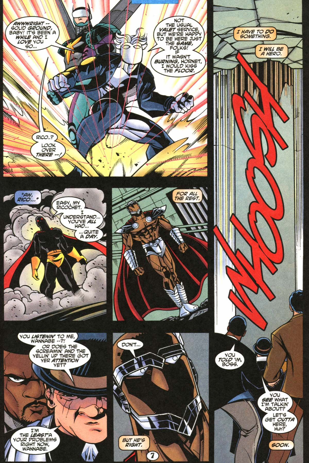 Read online Slingers comic -  Issue #5 - 8