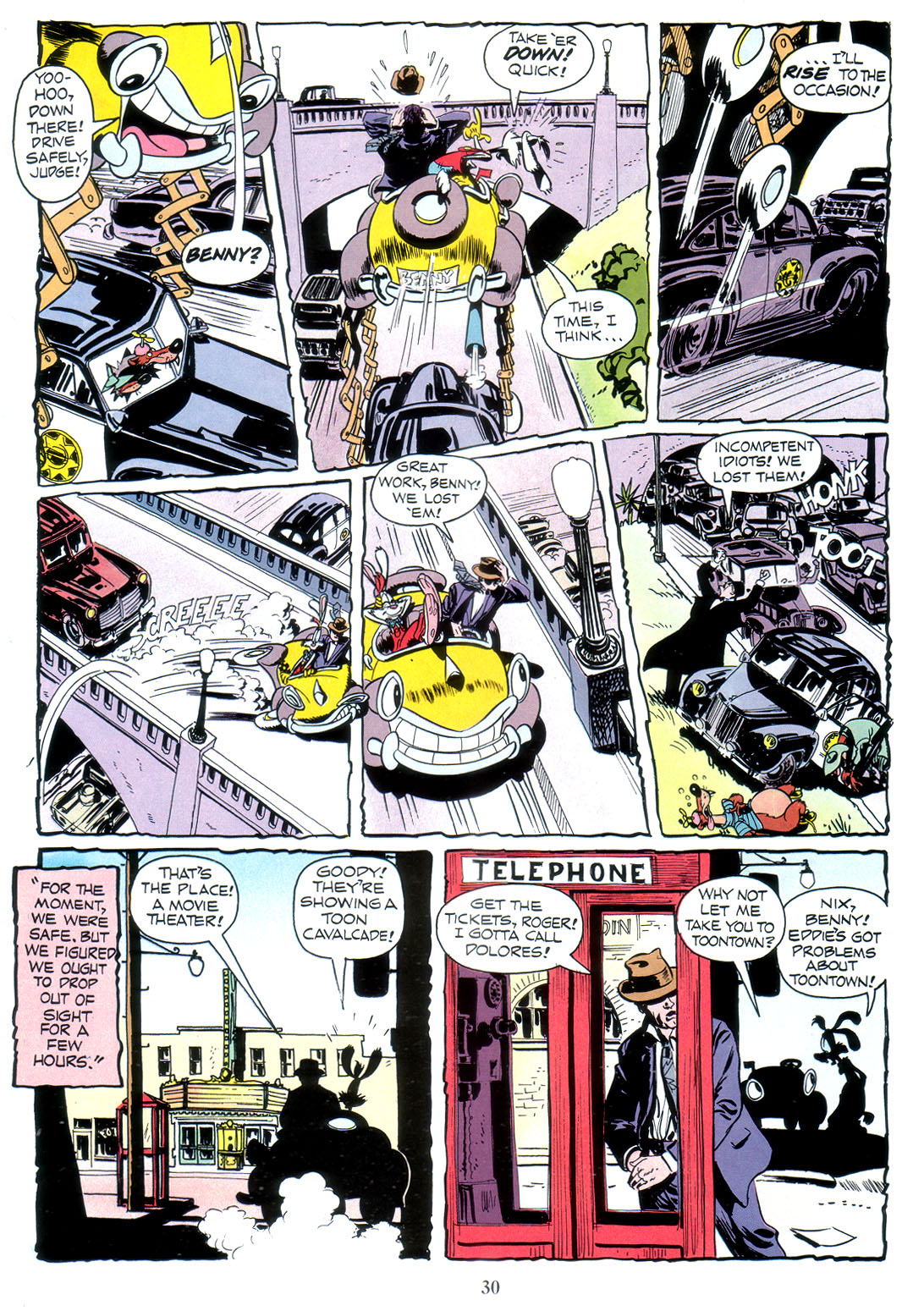 Comic Marvel Graphic Novel issue 47