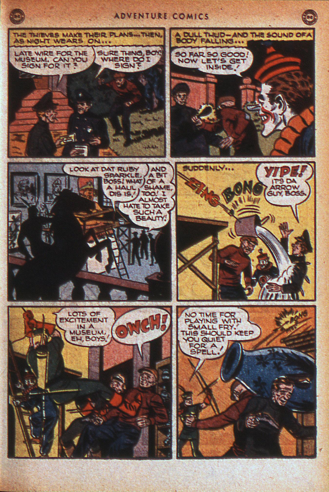 Read online Adventure Comics (1938) comic -  Issue #124 - 30