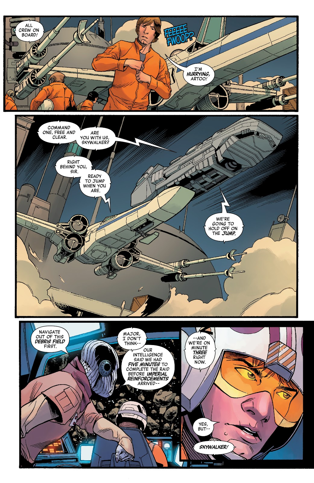 Read online Star Wars: Age of Rebellion - Heroes comic -  Issue # TPB - 80