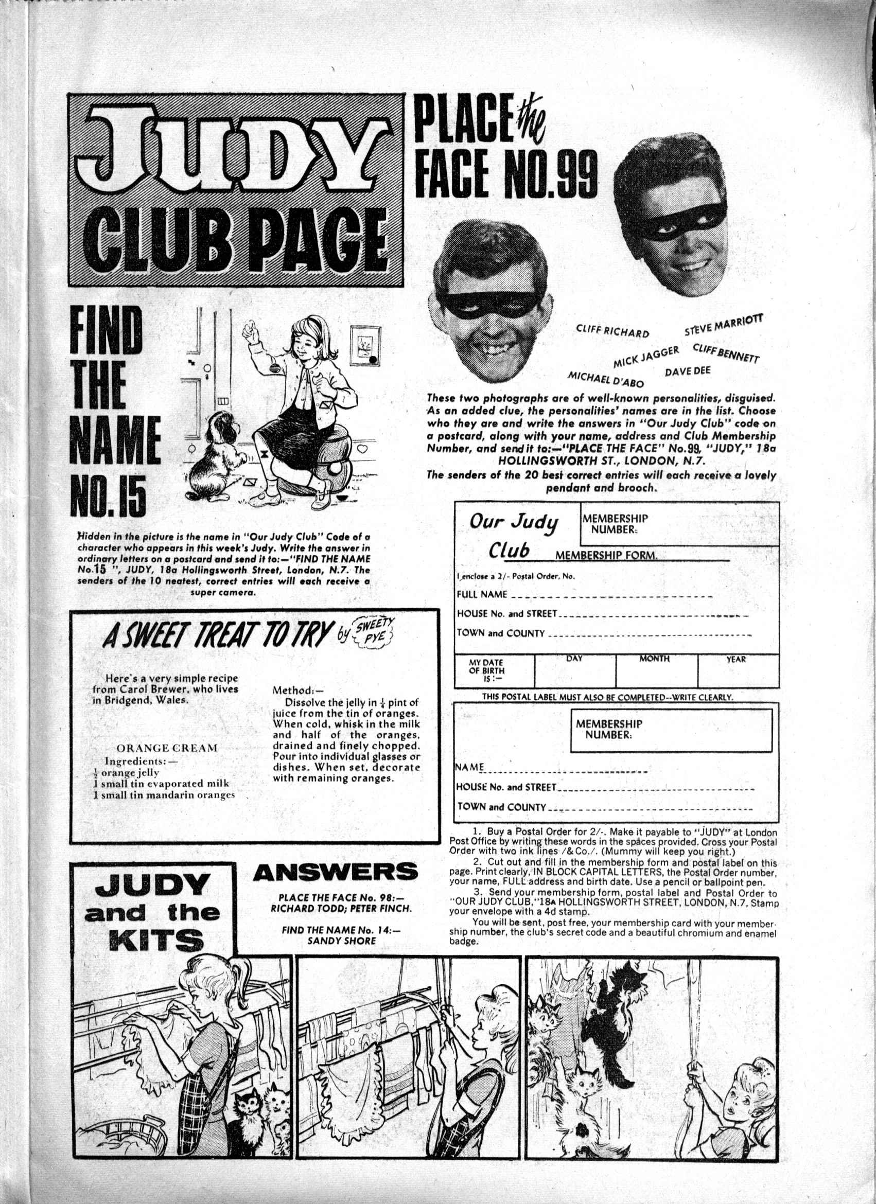 Read online Judy comic -  Issue #358 - 13