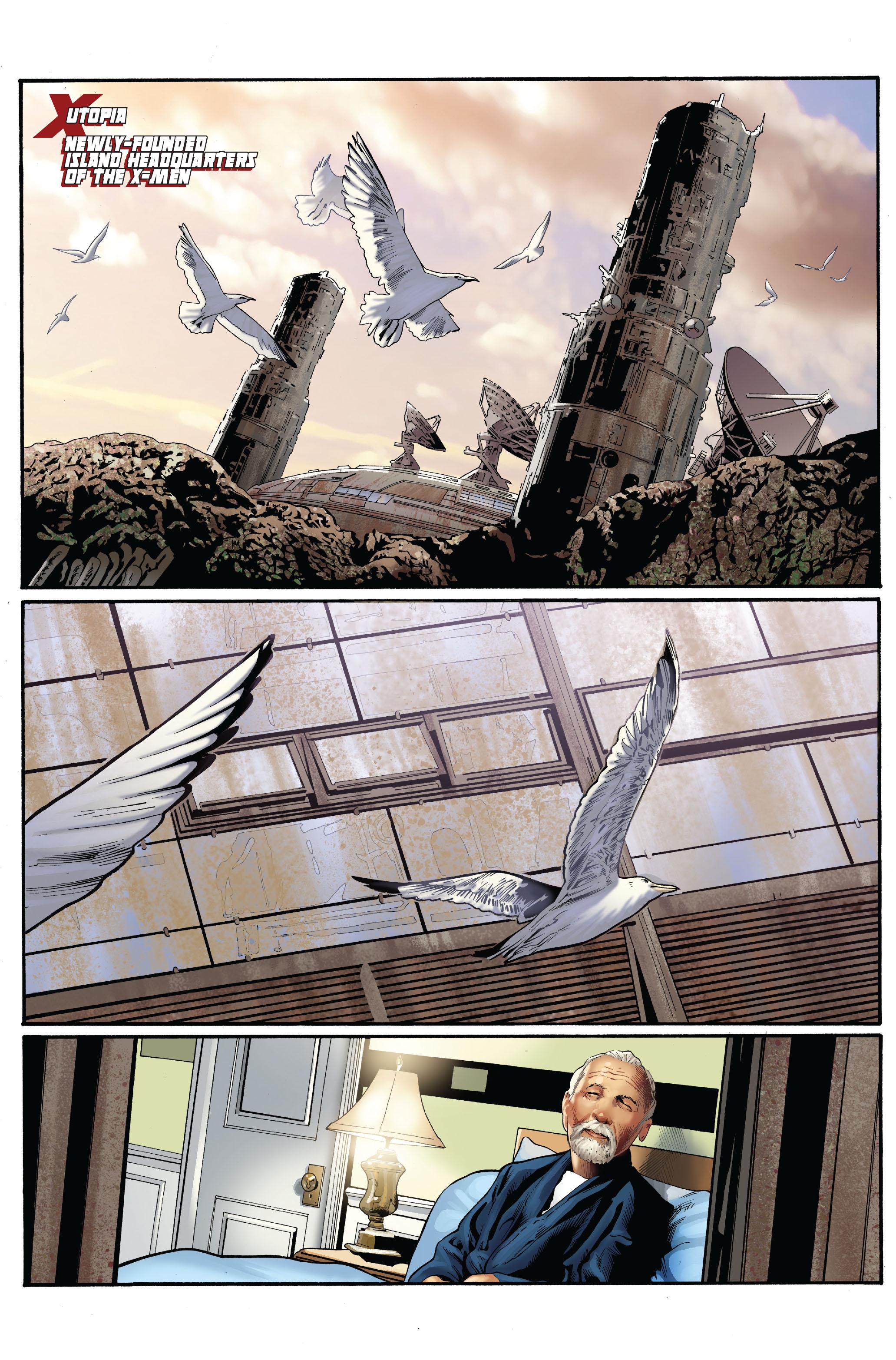 Read online Uncanny X-Men (1963) comic -  Issue #515 - 8