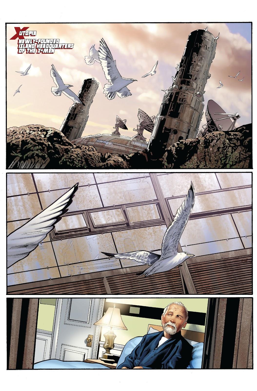 Uncanny X-Men (1963) issue 515 - Page 8