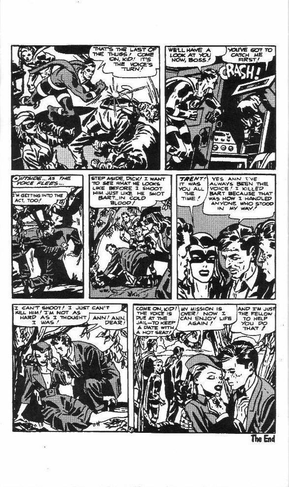 Read online Men of Mystery Comics comic -  Issue #48 - 50
