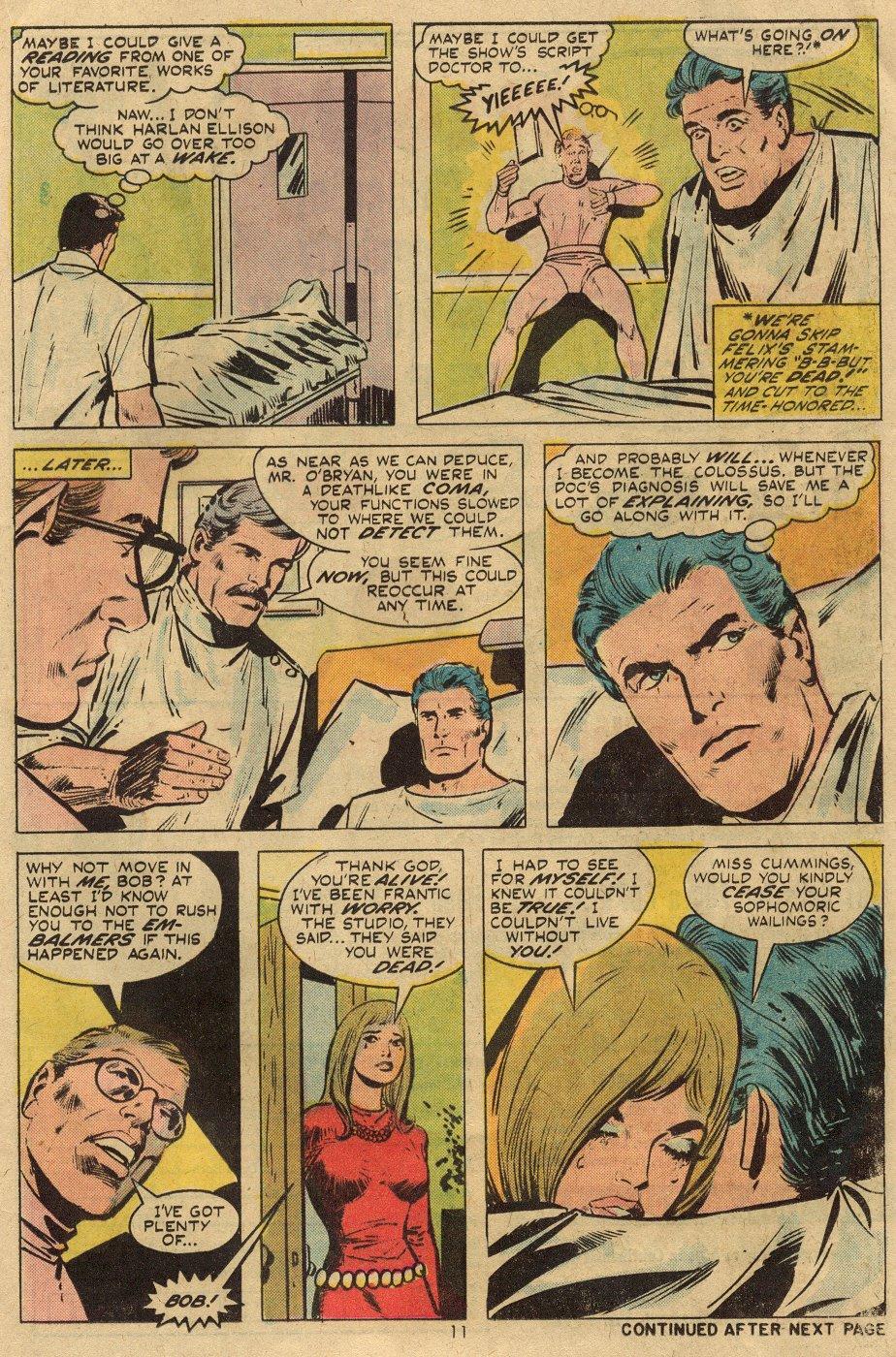 Read online Astonishing Tales (1970) comic -  Issue #24 - 7
