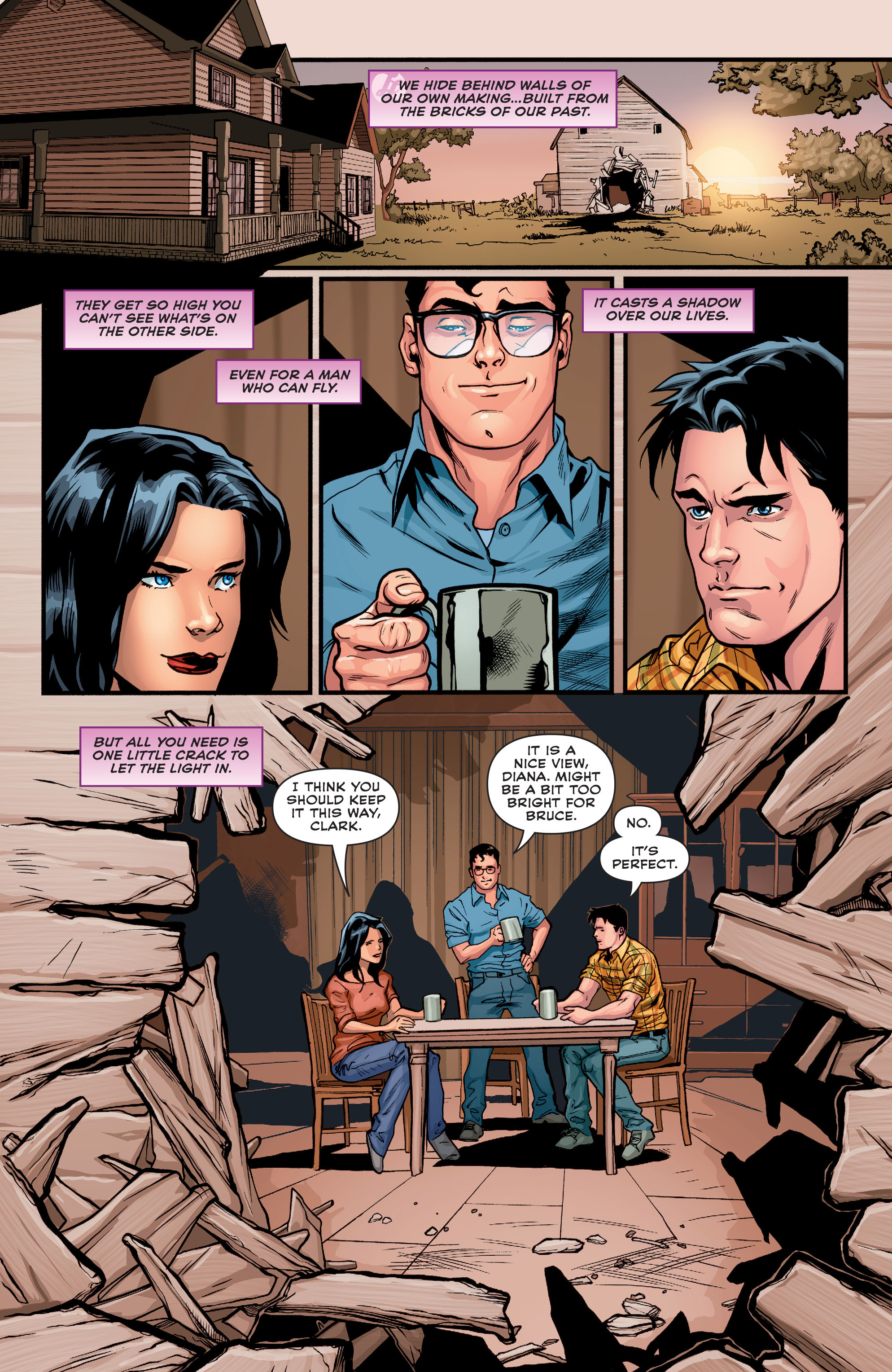 Read online Trinity (2016) comic -  Issue #6 - 21