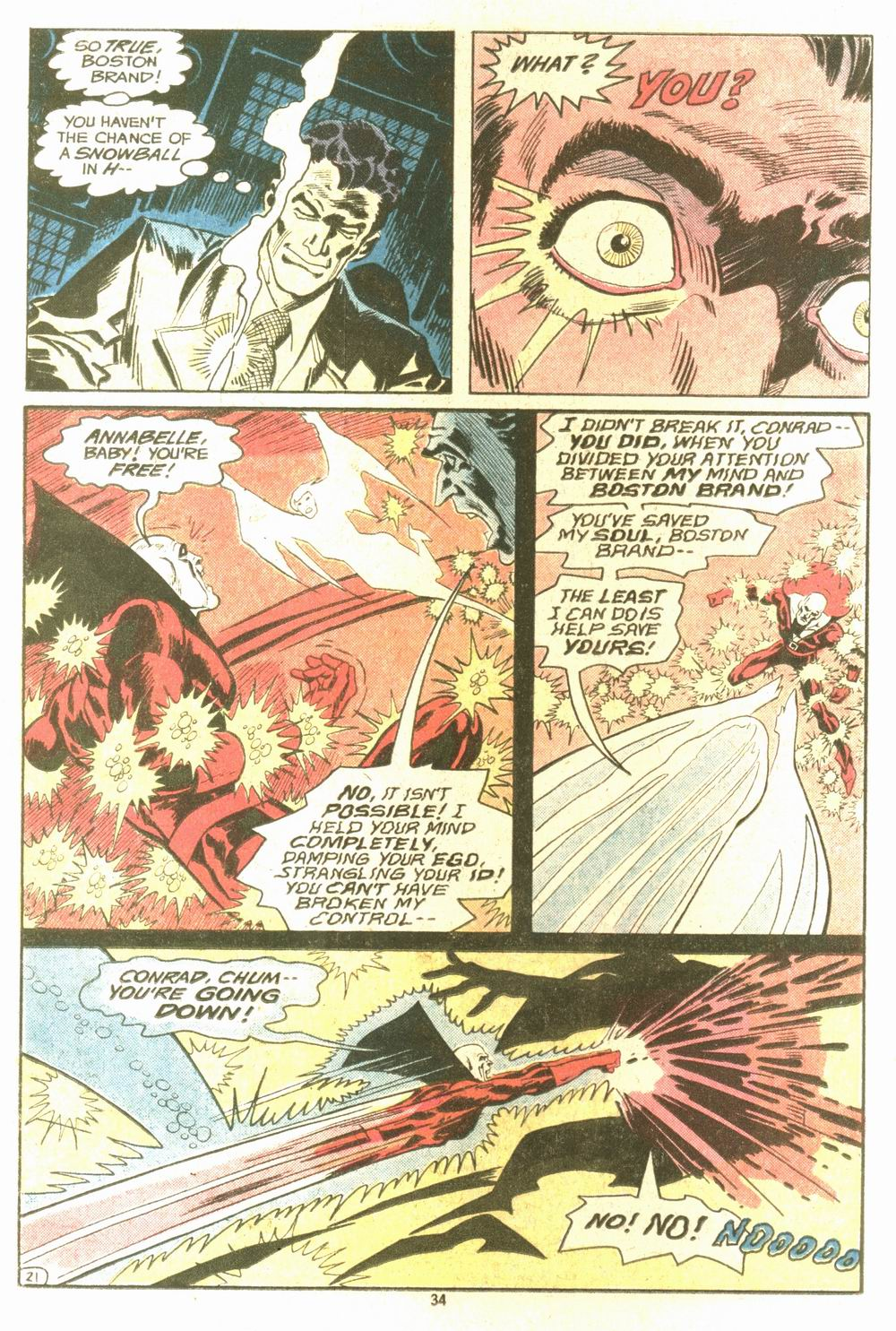 Read online Adventure Comics (1938) comic -  Issue #464 - 34