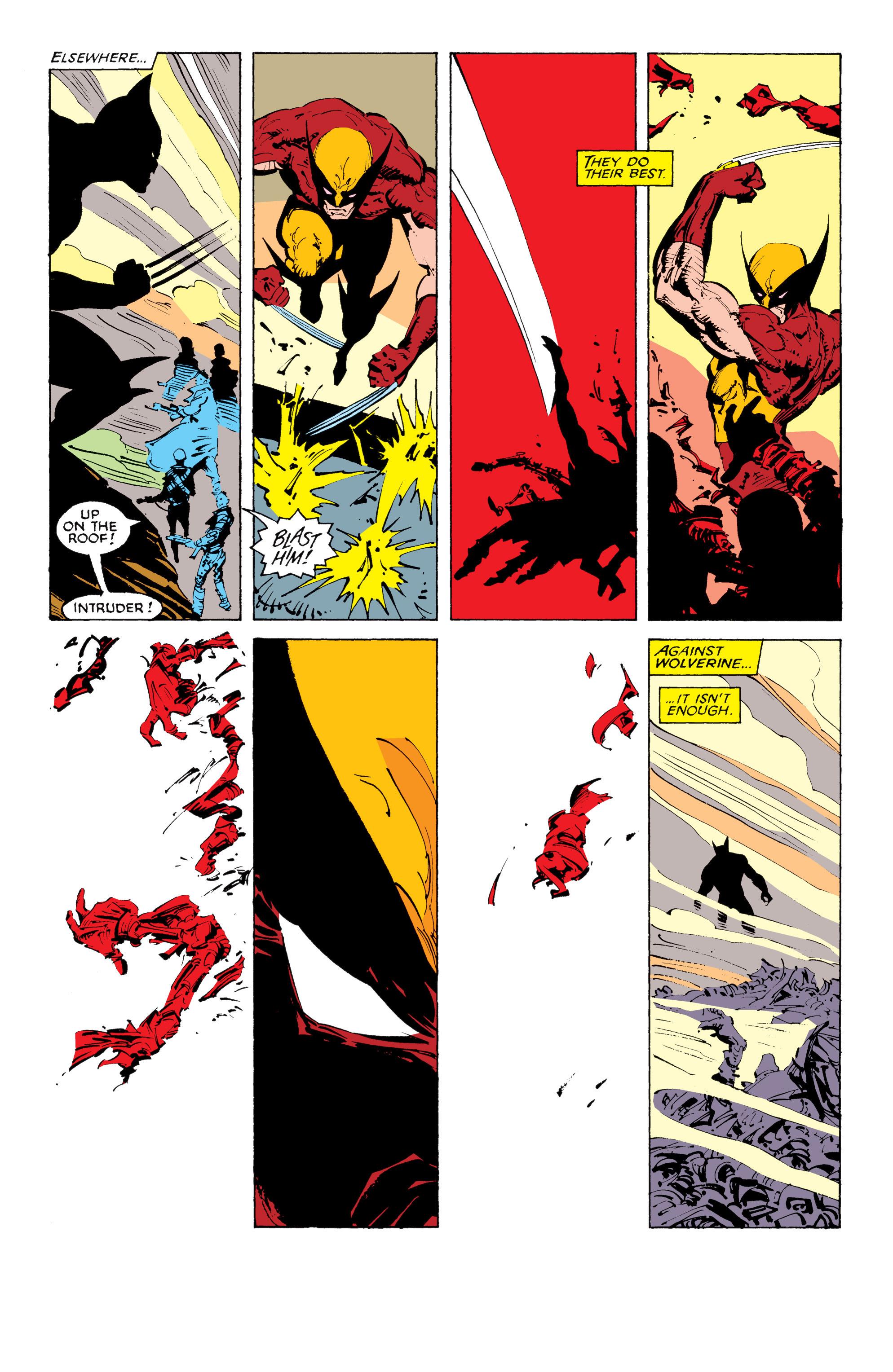 Read online Uncanny X-Men (1963) comic -  Issue #229 - 16