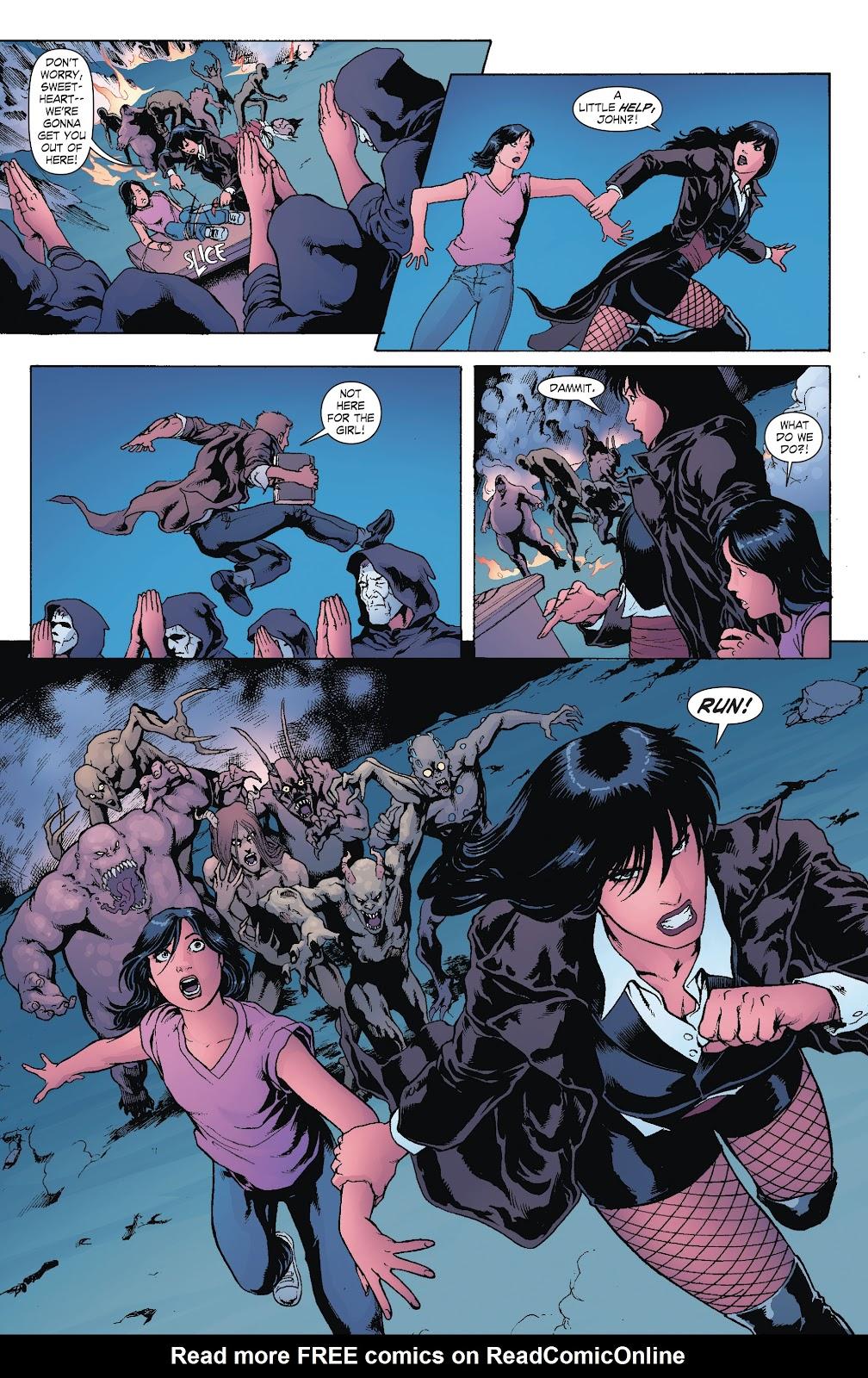 Read online Smallville Season 11 [II] comic -  Issue # TPB 8 - 36