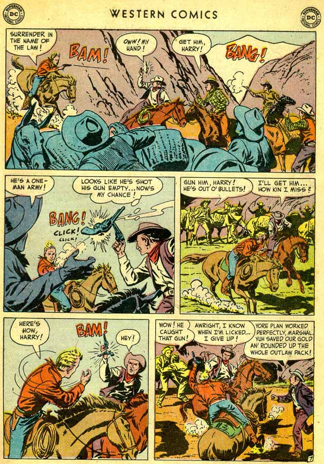 Western Comics issue 25 - Page 45