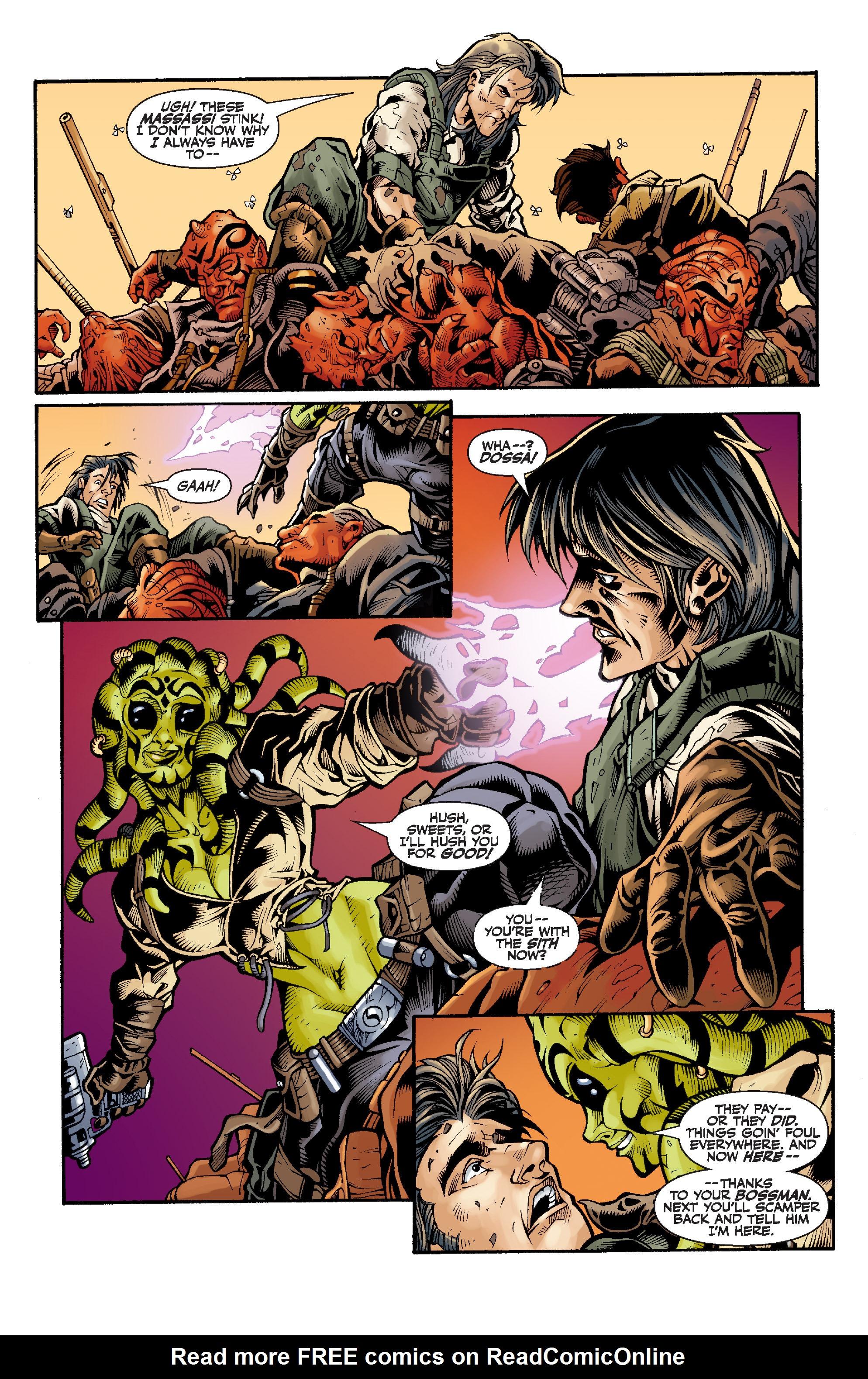 Read online Star Wars Omnibus comic -  Issue # Vol. 32 - 339