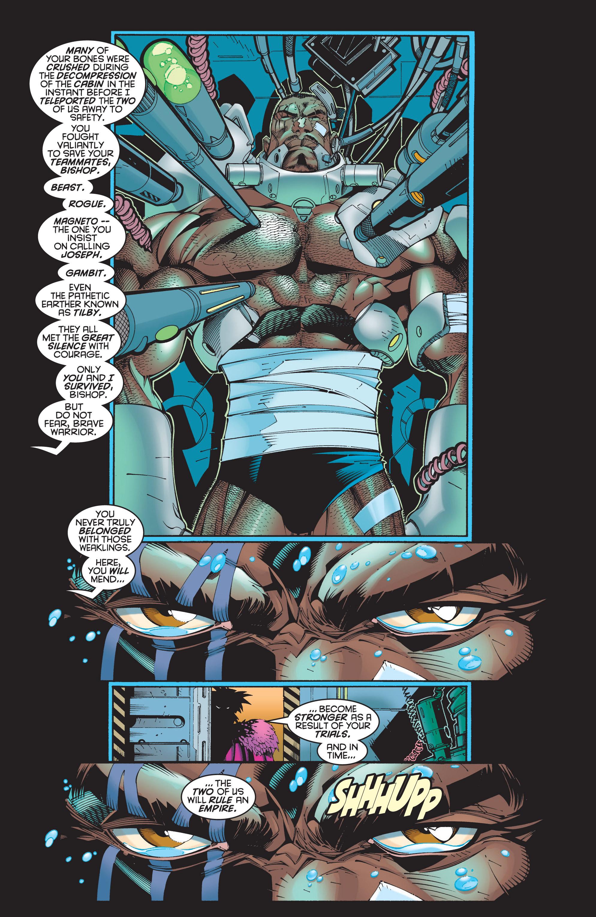 Read online Uncanny X-Men (1963) comic -  Issue #348 - 7