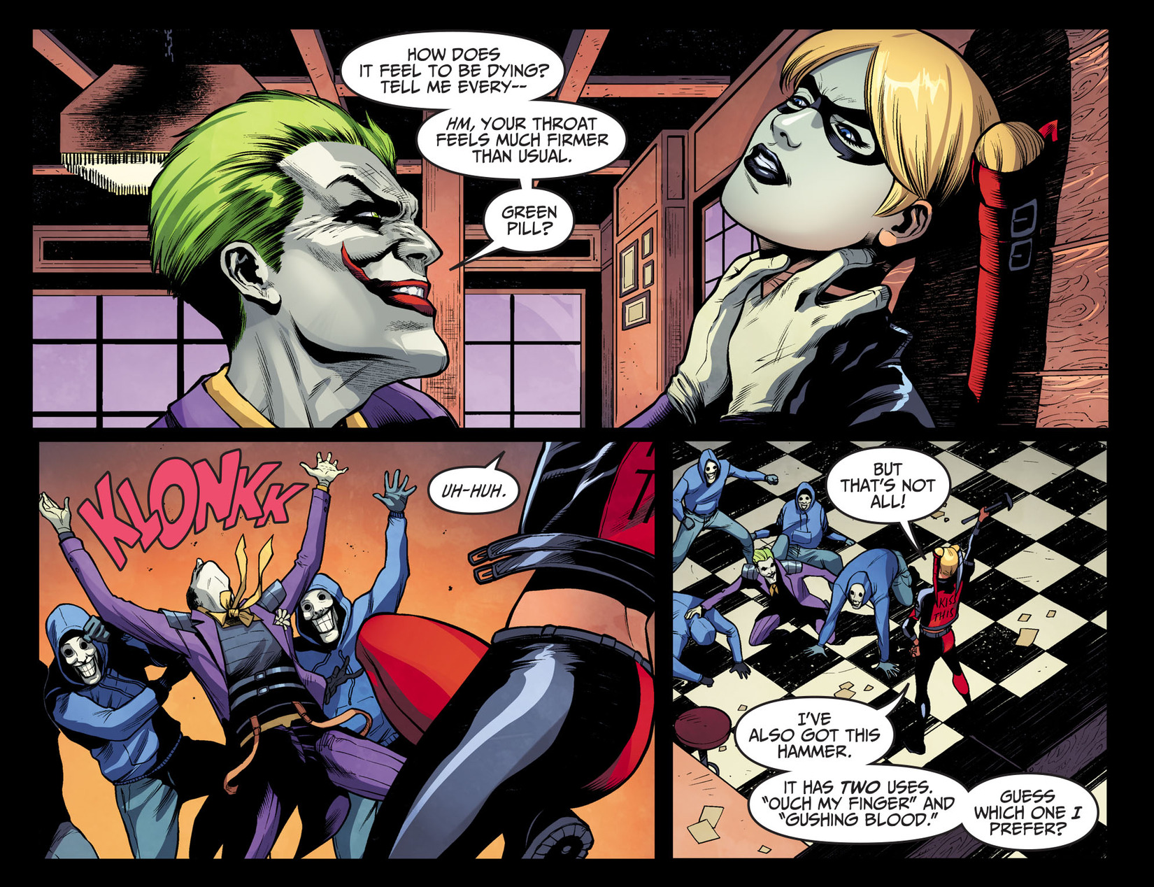 Read online Injustice: Ground Zero comic -  Issue #17 - 11
