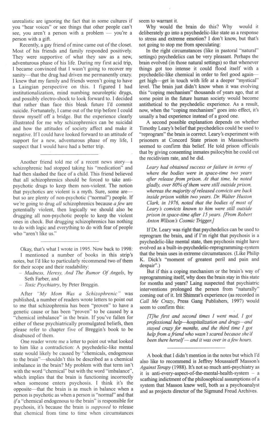 Cerebus Issue #296 #294 - English 31