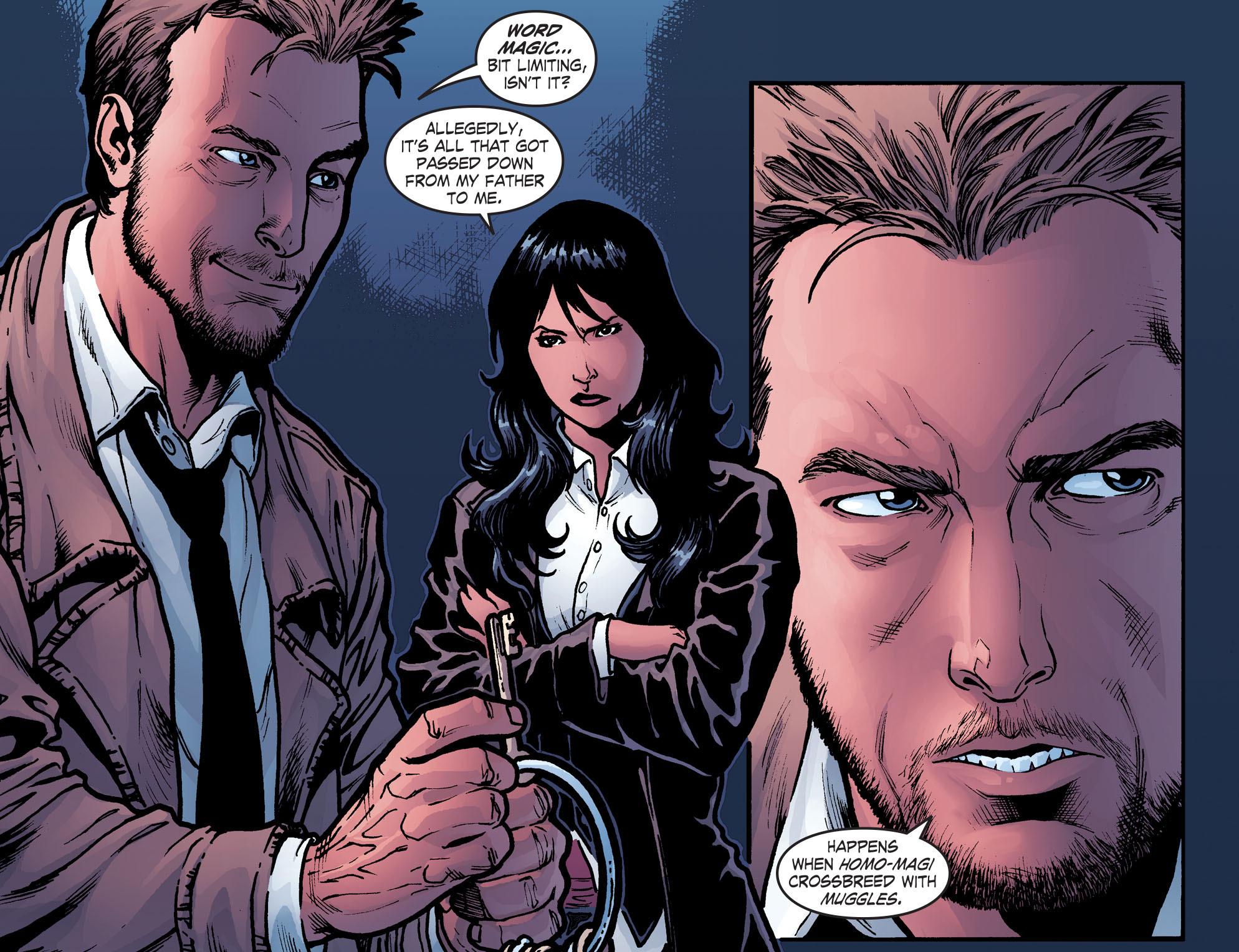 Read online Smallville: Harbinger comic -  Issue #2 - 10