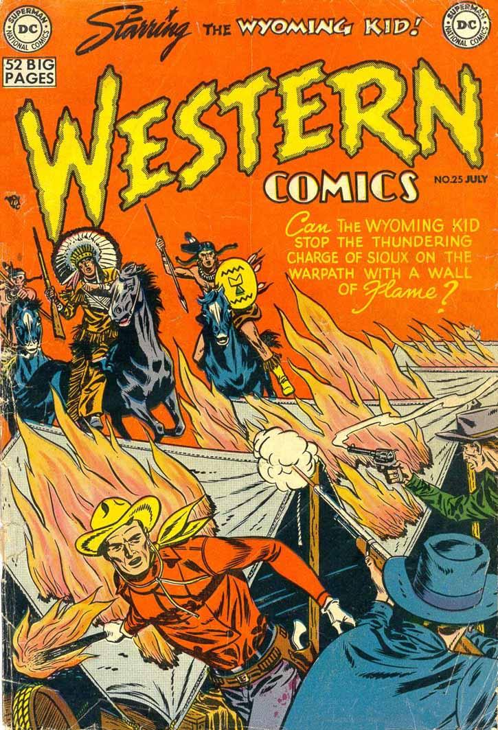 Western Comics 25 Page 1