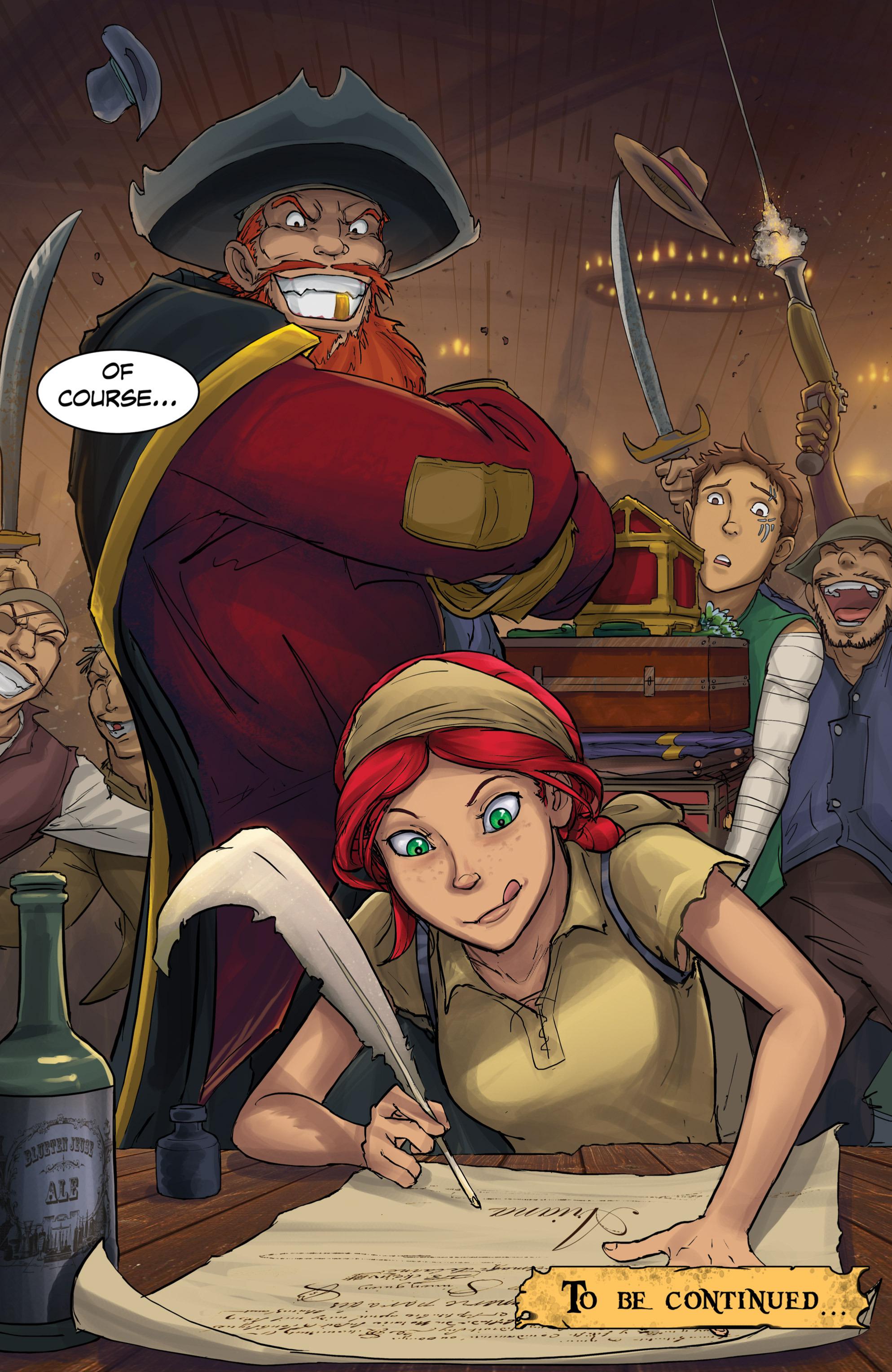 Read online Anne Bonnie comic -  Issue #4 - 26