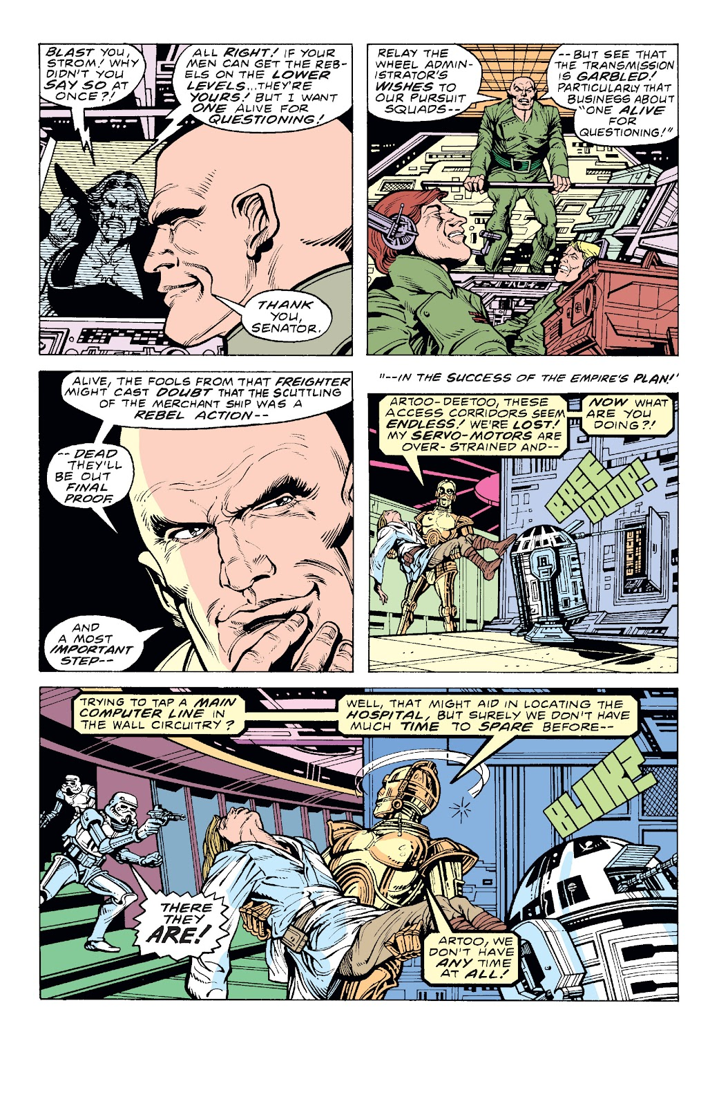 Read online Star Wars Legends: The Original Marvel Years - Epic Collection comic -  Issue # TPB 1 (Part 4) - 31