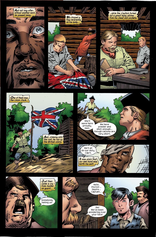 Read online Treasure Island comic -  Issue #3 - 20