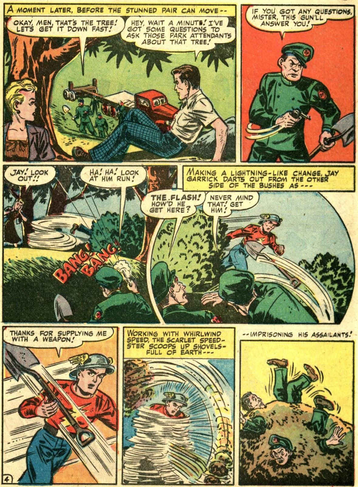 Comic Cavalcade issue 27 - Page 61