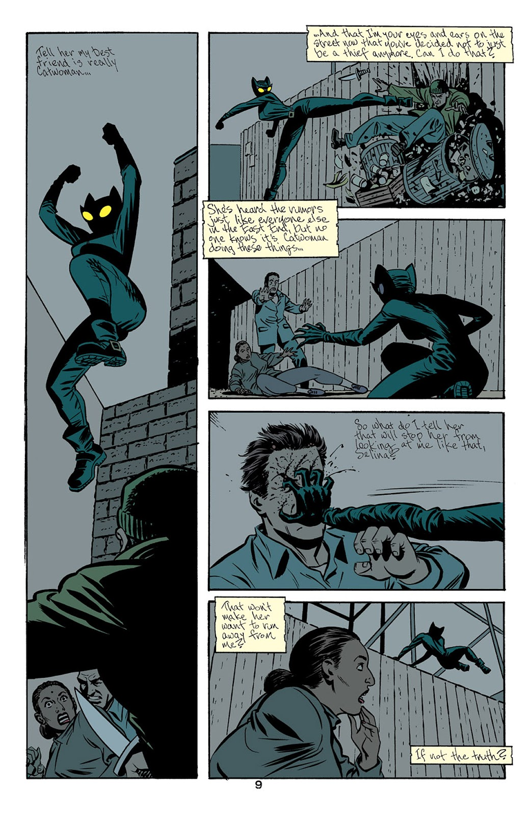 Catwoman (2002) Issue #6 #6 - English 10