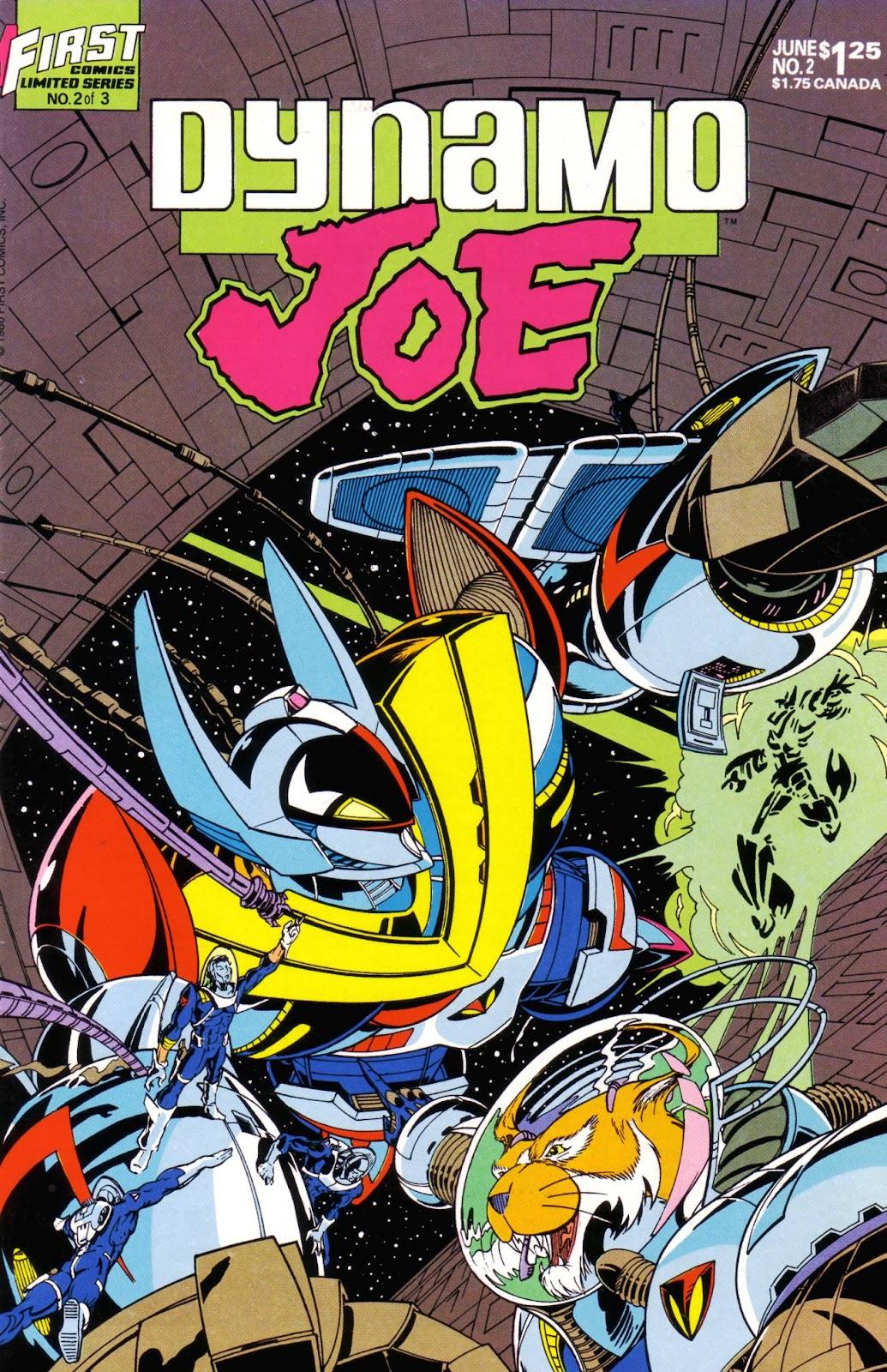Dynamo Joe issue 2 - Page 1