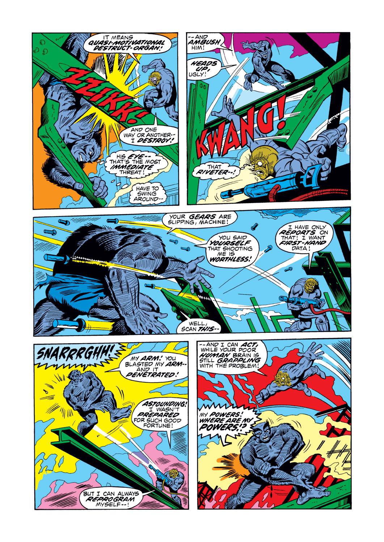 Read online Amazing Adventures (1970) comic -  Issue #14 - 19