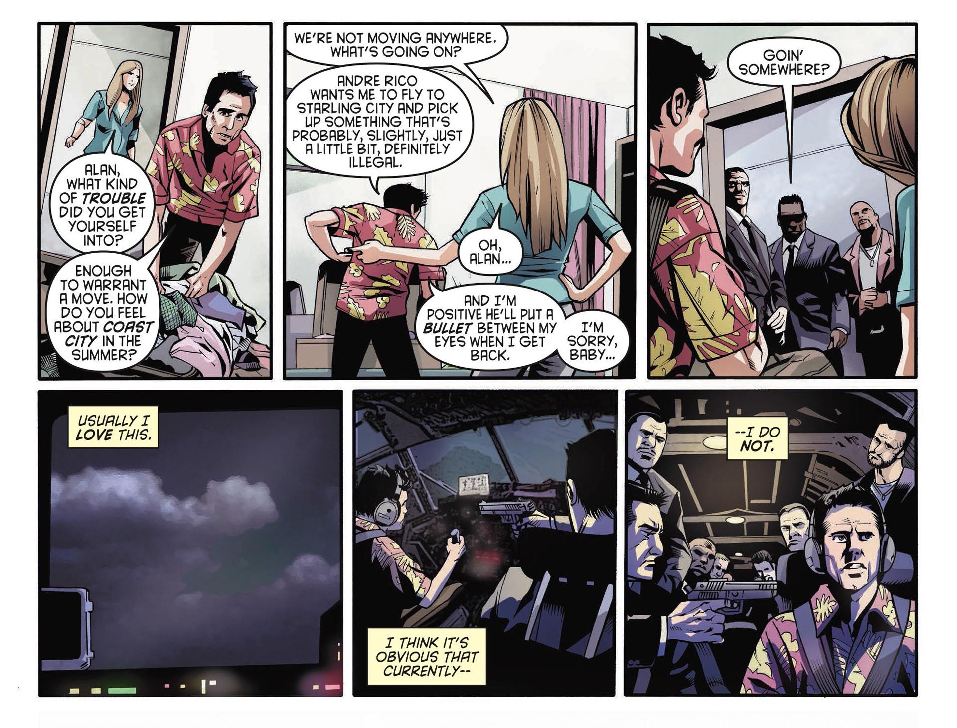 Read online Arrow [II] comic -  Issue #34 - 7