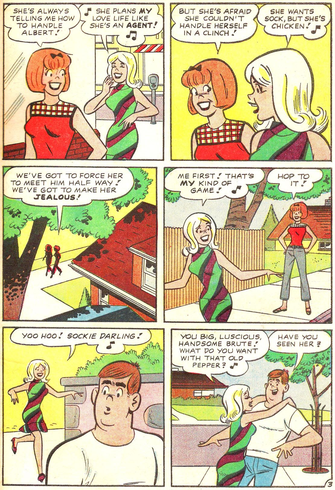 Read online She's Josie comic -  Issue #21 - 31