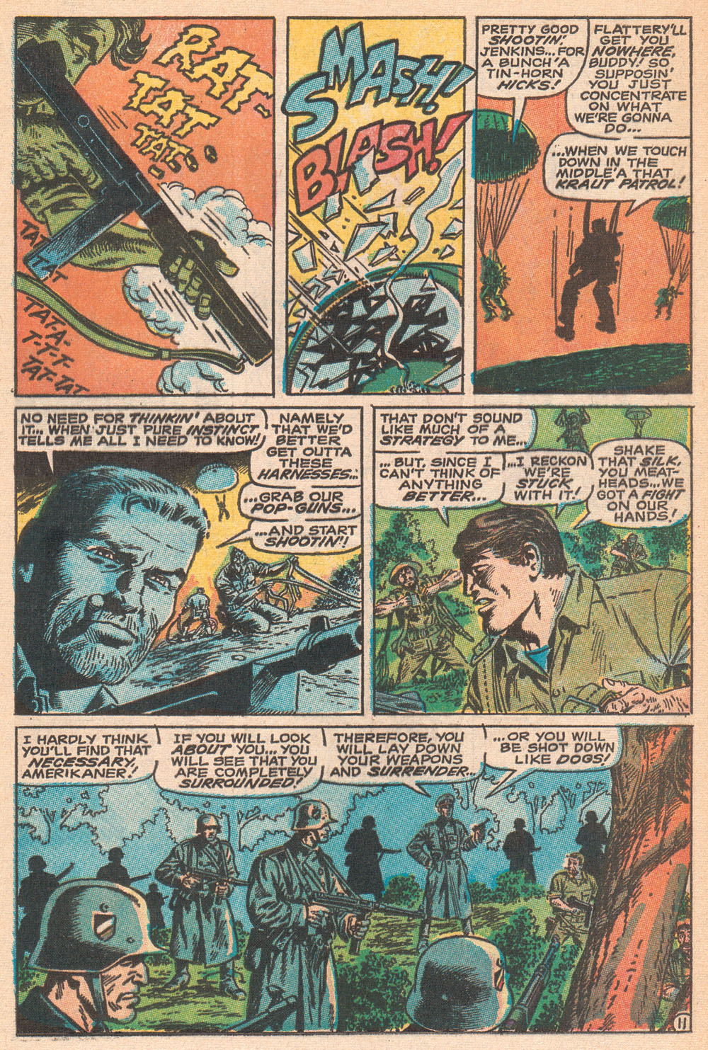 Read online Sgt. Fury comic -  Issue #70 - 17