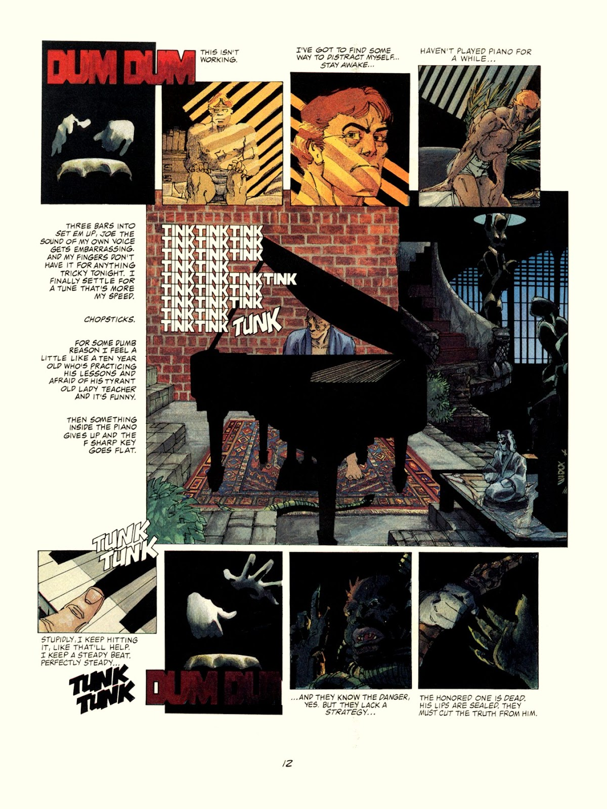 Elektra Lives Again issue Full - Page 19