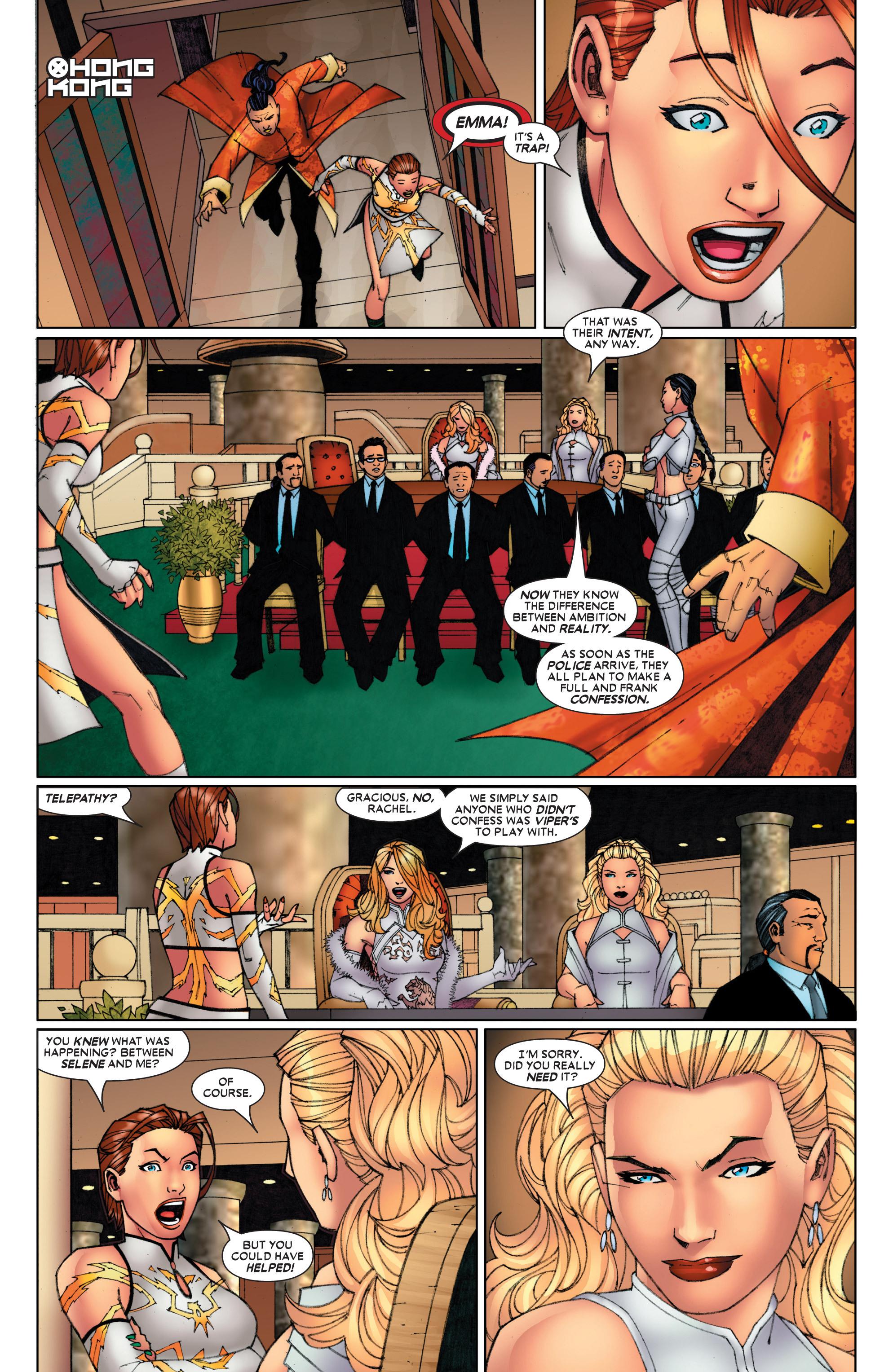 Read online Uncanny X-Men (1963) comic -  Issue #454 - 20
