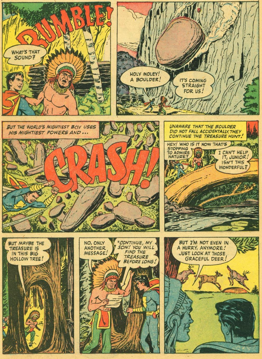 Captain Marvel, Jr. issue 82 - Page 22