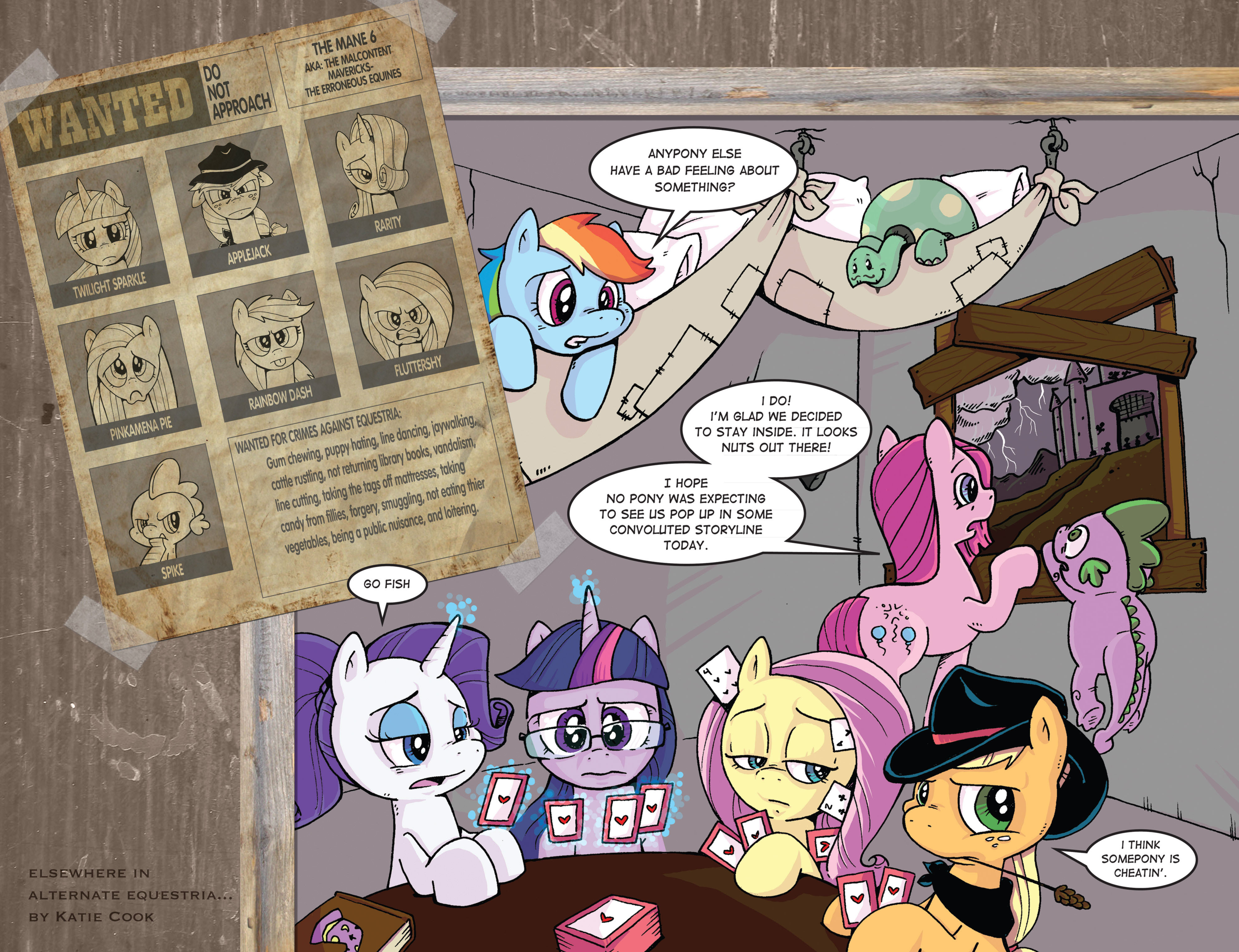 My Little Pony: Friendship is Magic 20 Page 27