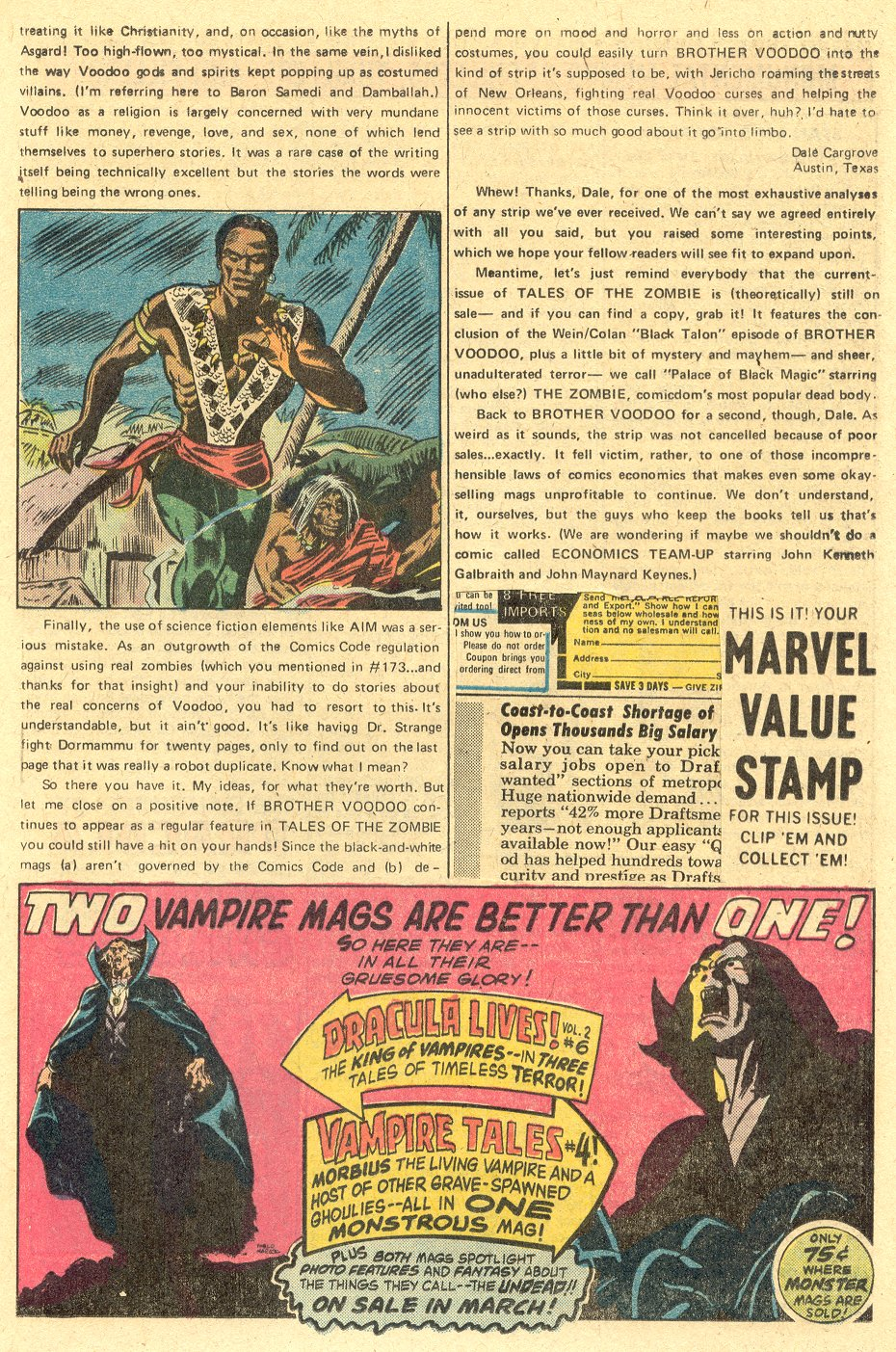 Strange Tales (1951) issue 174 - Page 14