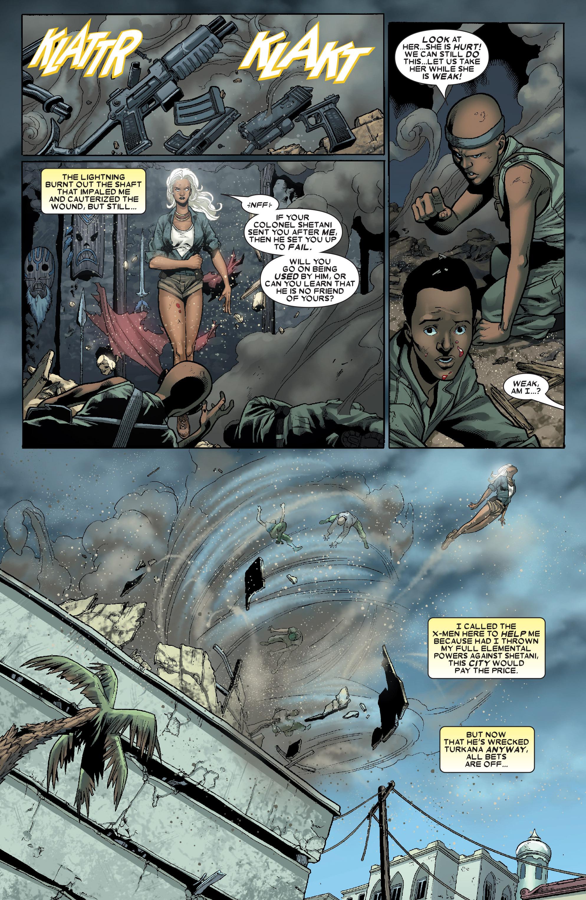 Read online Uncanny X-Men (1963) comic -  Issue # _Annual 1 (2006) - 35