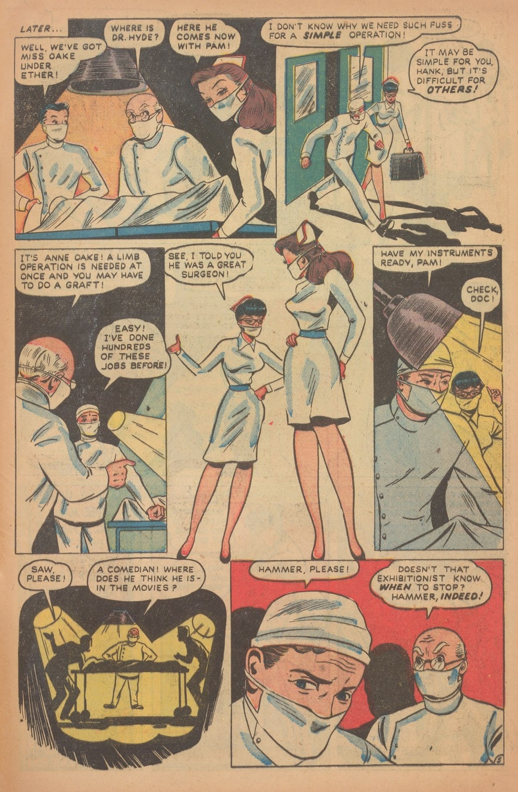 Read online Gay Comics comic -  Issue #33 - 47
