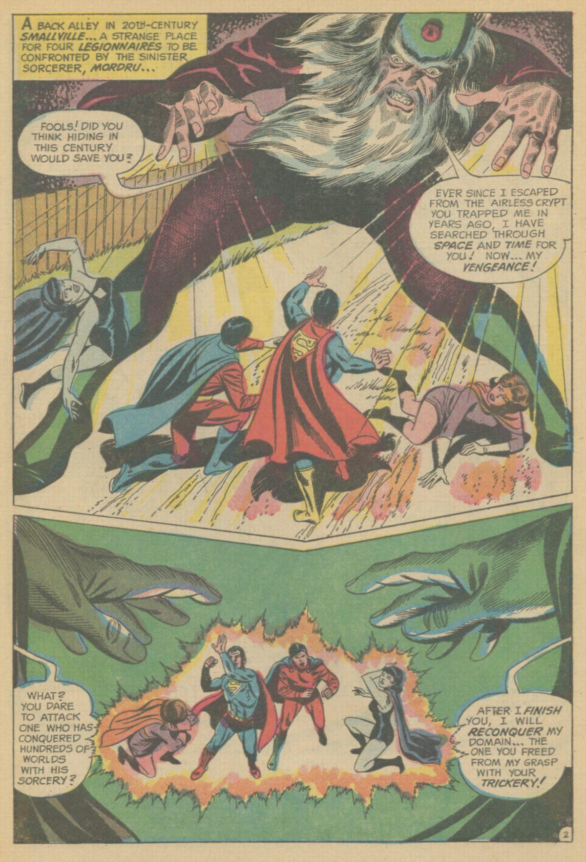 Read online Adventure Comics (1938) comic -  Issue #370 - 4