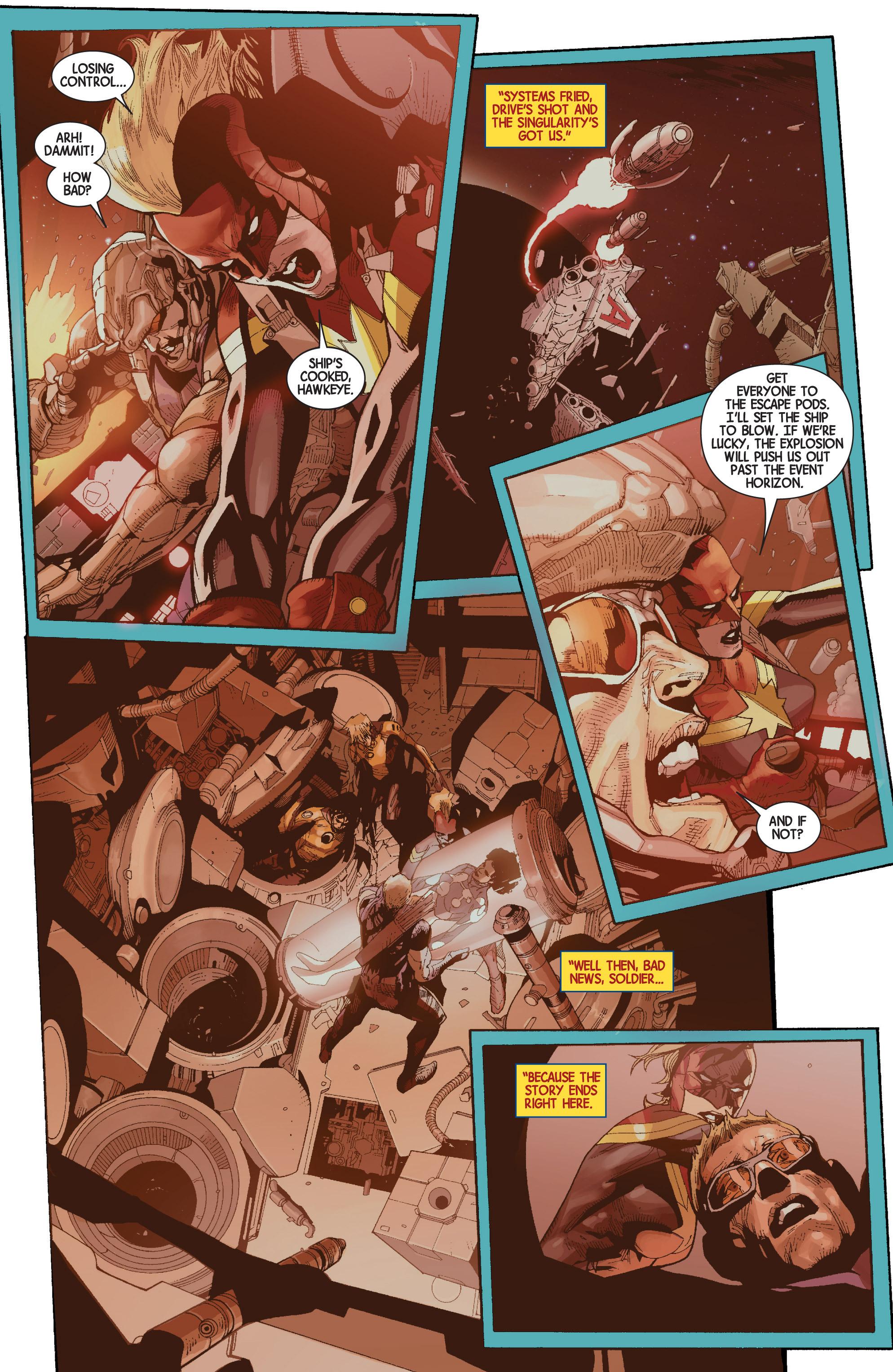 Read online Avengers (2013) comic -  Issue #Avengers (2013) _TPB 4 - 38