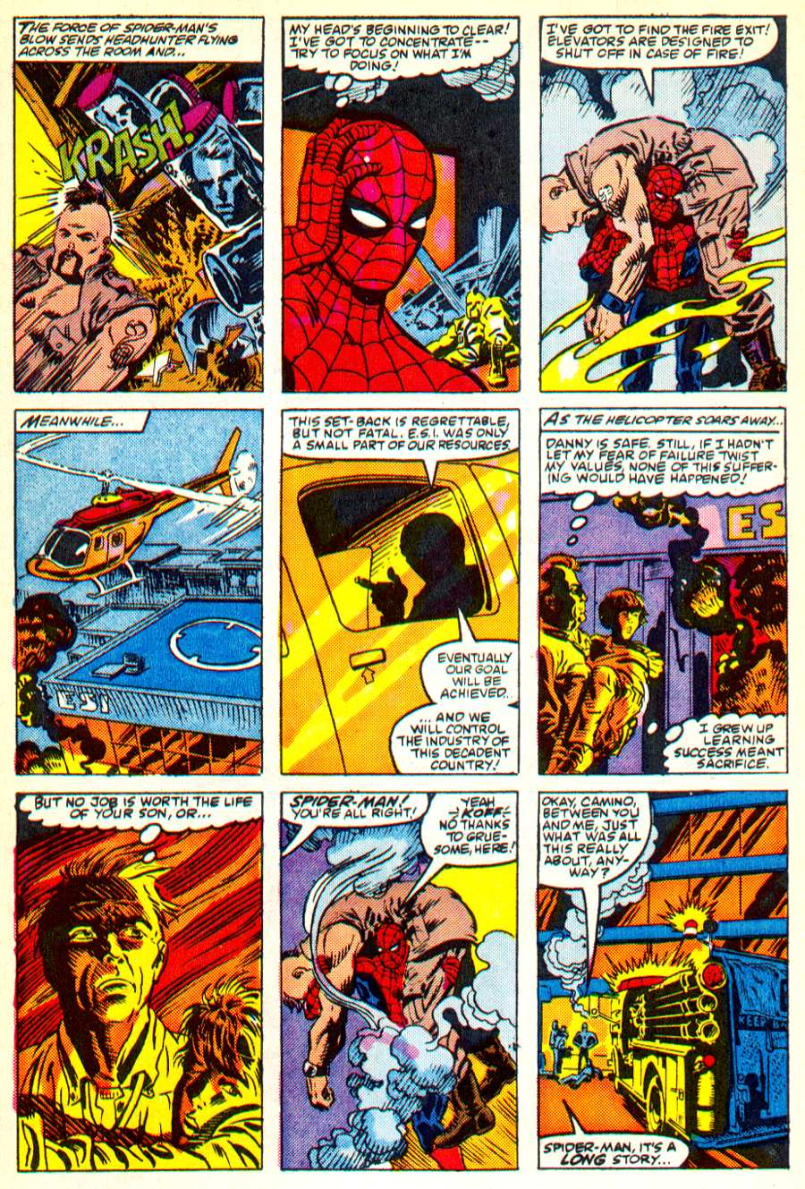 Web of Spider-Man (1985) Issue #27 #37 - English 22